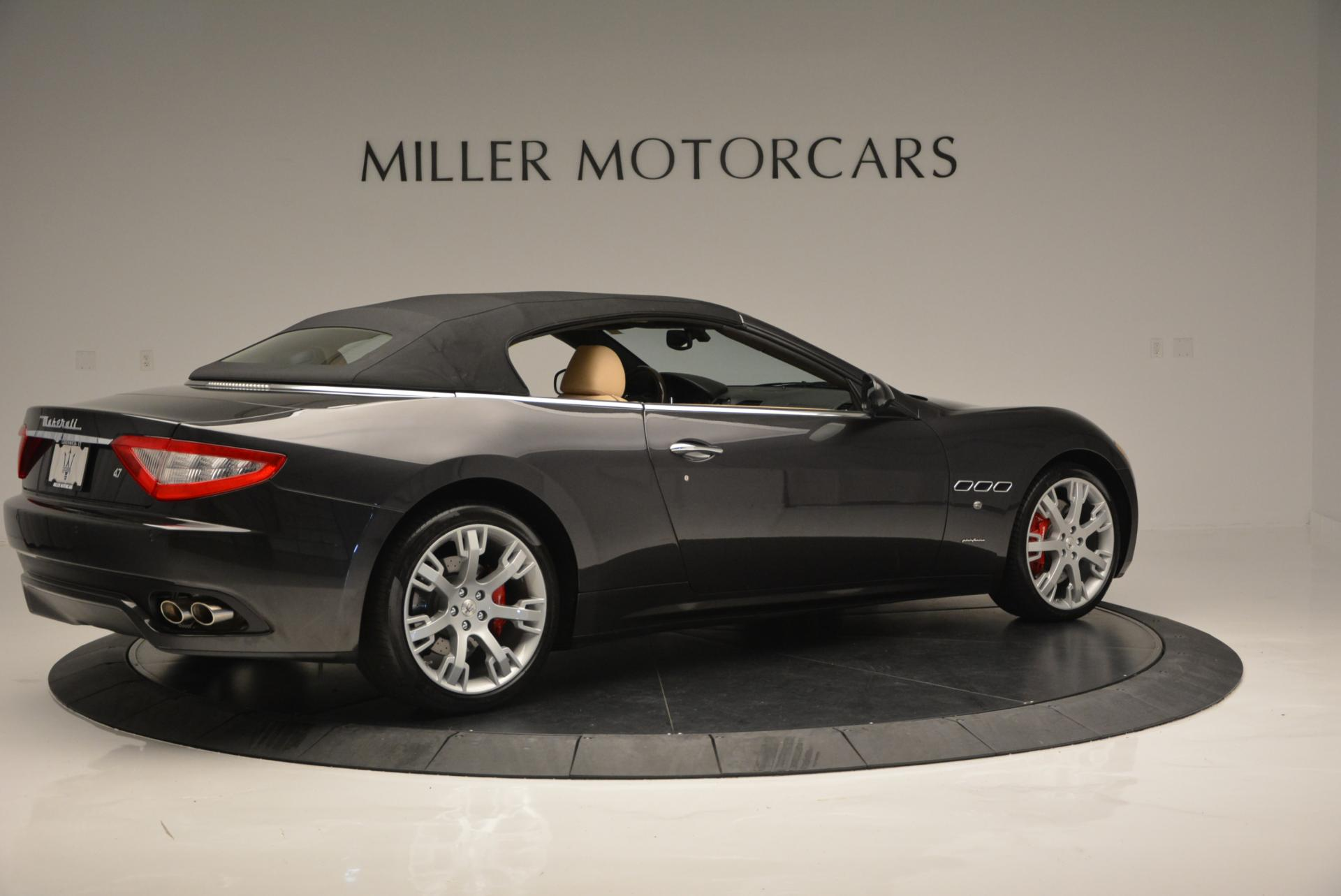 Used 2011 Maserati GranTurismo Base For Sale In Westport, CT 158_p20