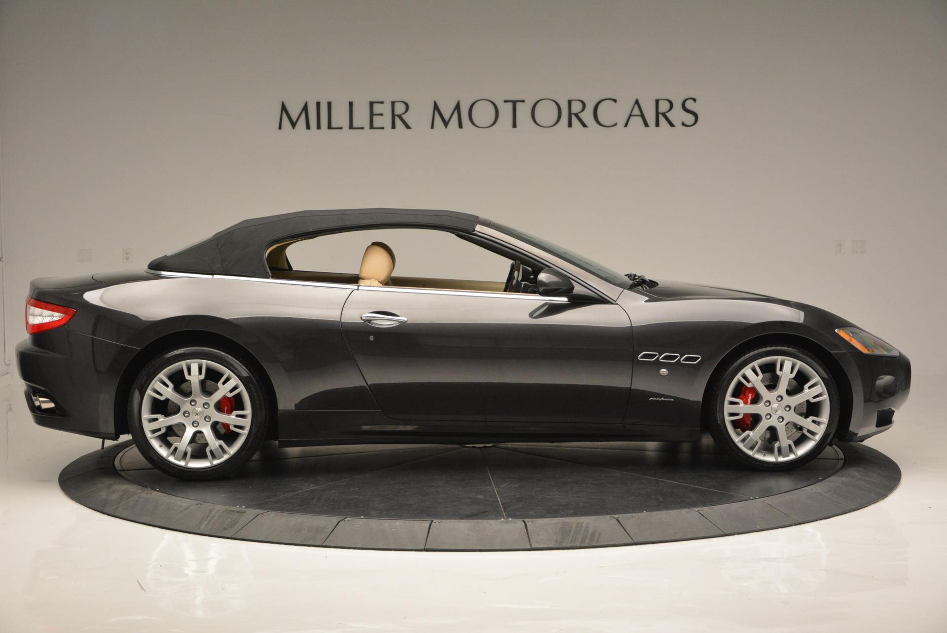 Used 2011 Maserati GranTurismo Base For Sale In Westport, CT 158_p21