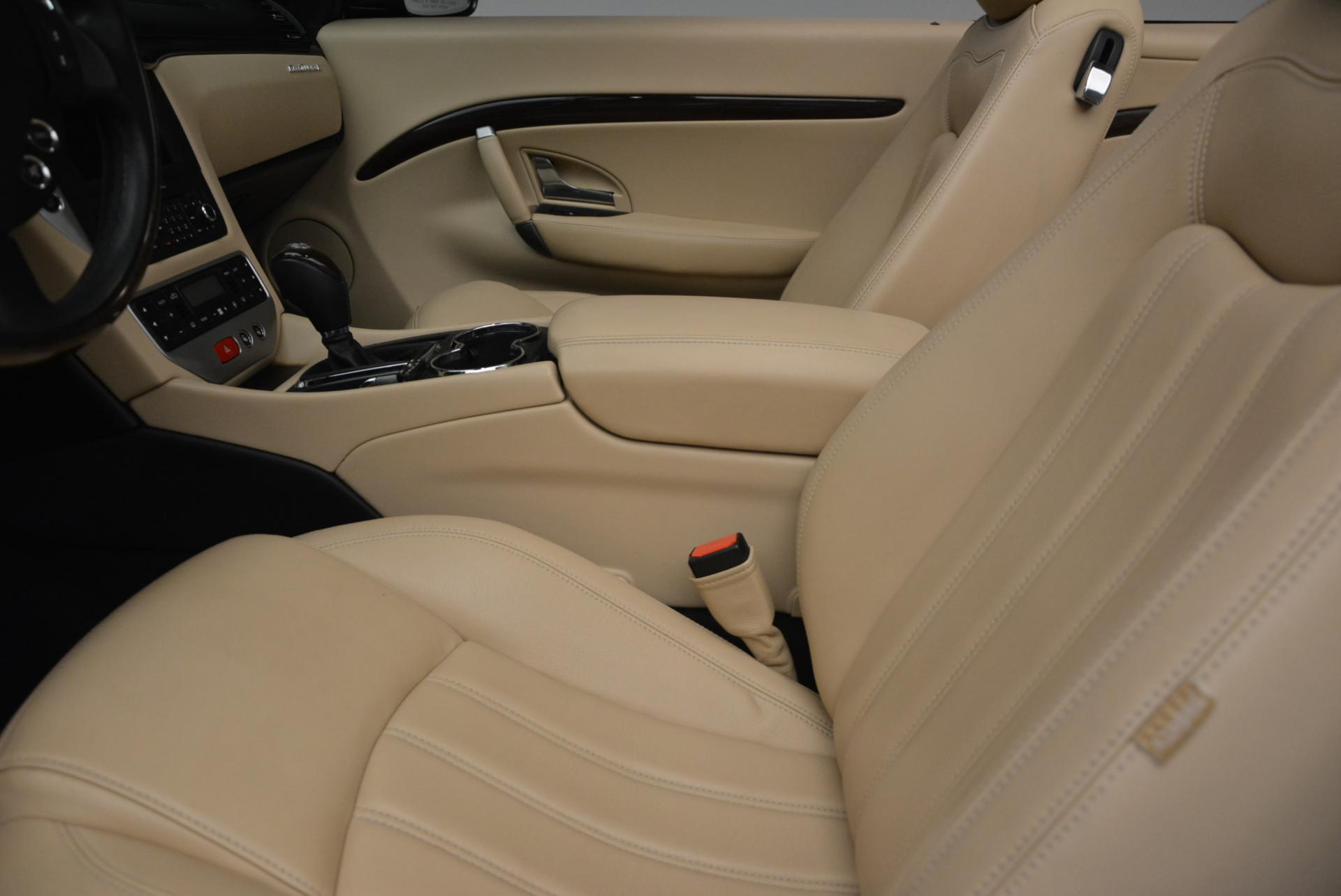 Used 2011 Maserati GranTurismo Base For Sale In Westport, CT 158_p27