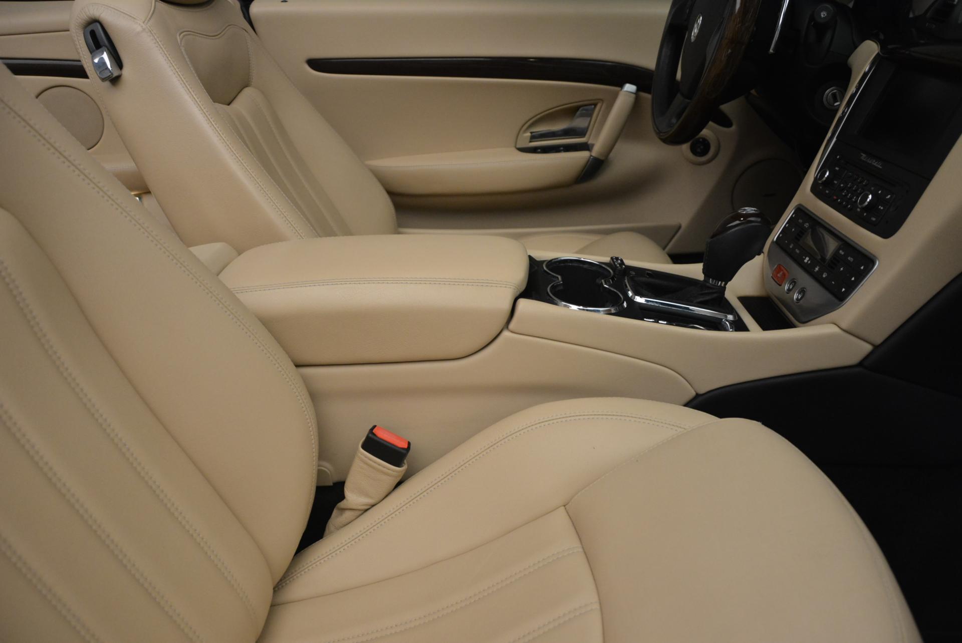 Used 2011 Maserati GranTurismo Base For Sale In Westport, CT 158_p32