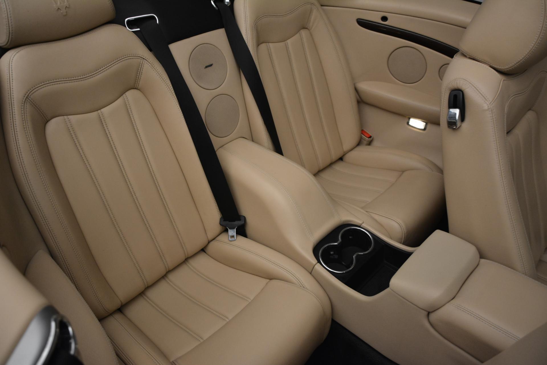 Used 2011 Maserati GranTurismo Base For Sale In Westport, CT 158_p34