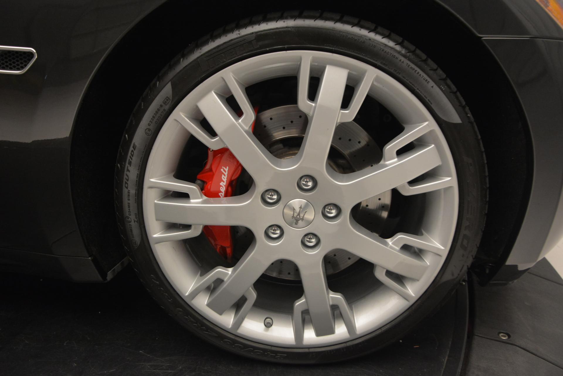 Used 2011 Maserati GranTurismo Base For Sale In Westport, CT 158_p39