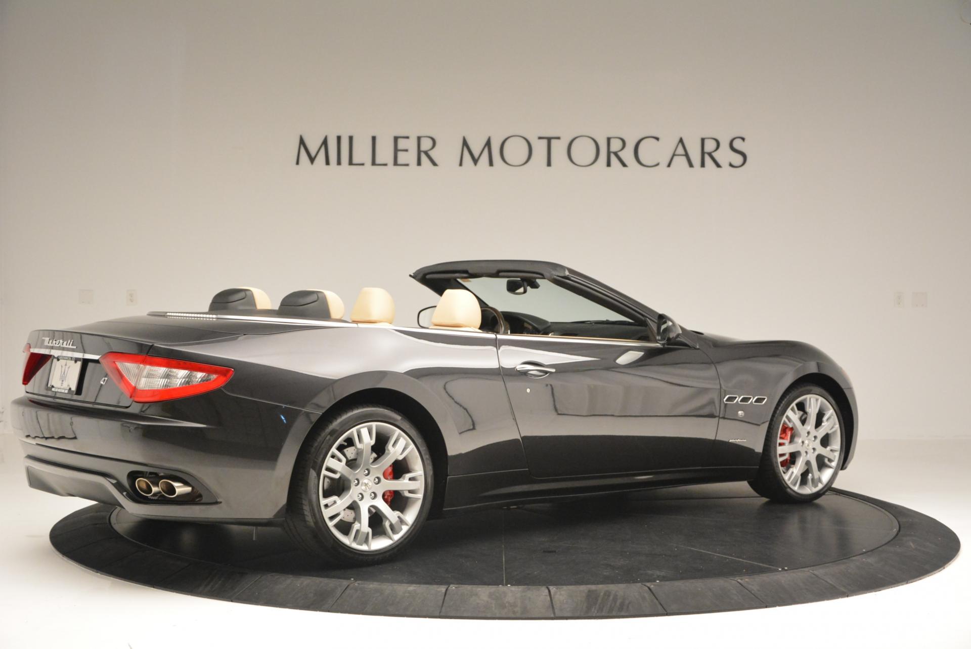 Used 2011 Maserati GranTurismo Base For Sale In Westport, CT 158_p8