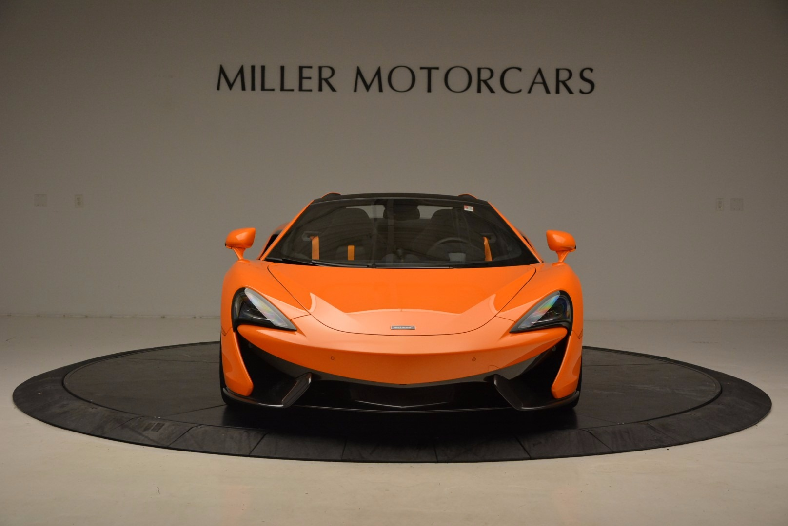 New 2018 McLaren 570S Spider  For Sale In Westport, CT 1580_p12