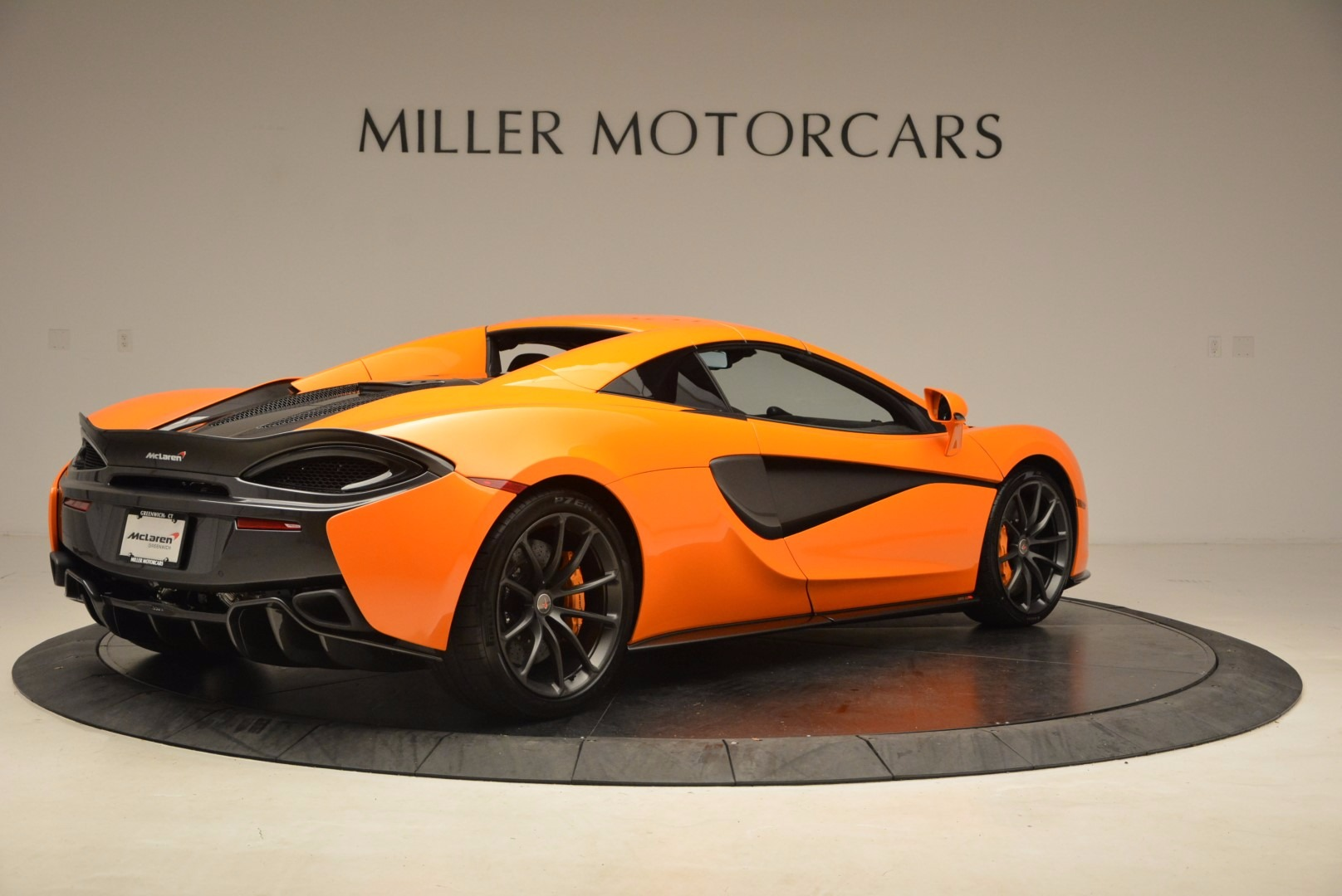 New 2018 McLaren 570S Spider  For Sale In Westport, CT 1580_p19