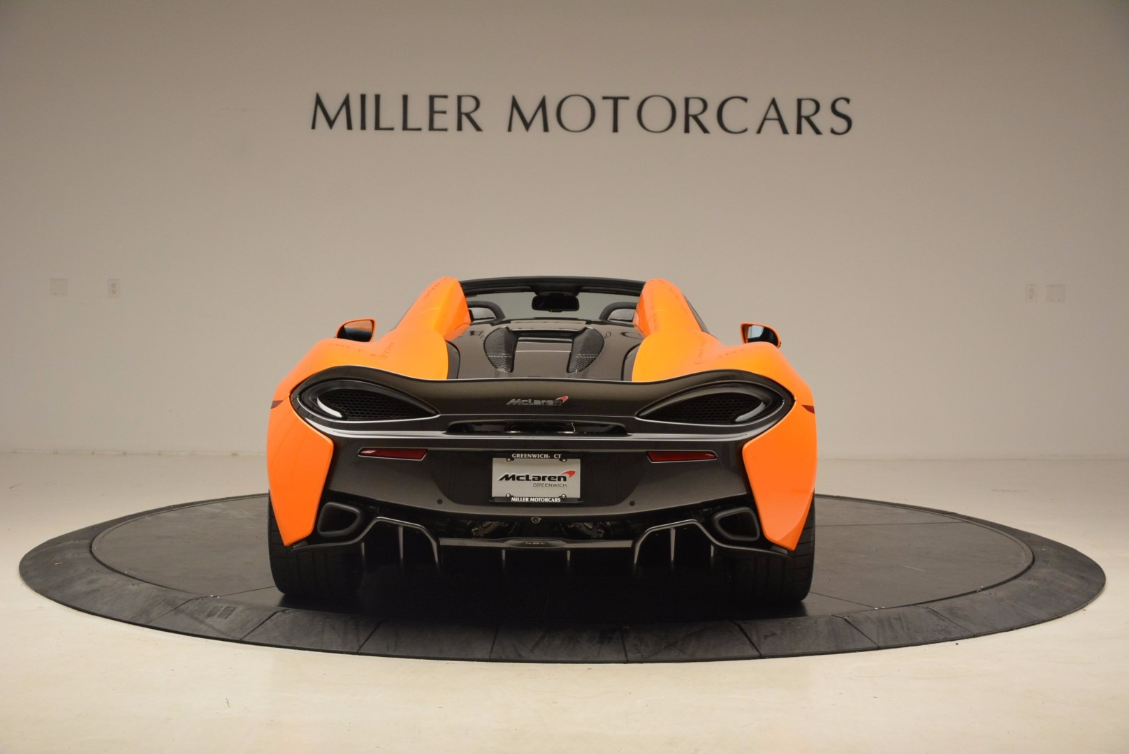 New 2018 McLaren 570S Spider  For Sale In Westport, CT 1580_p6