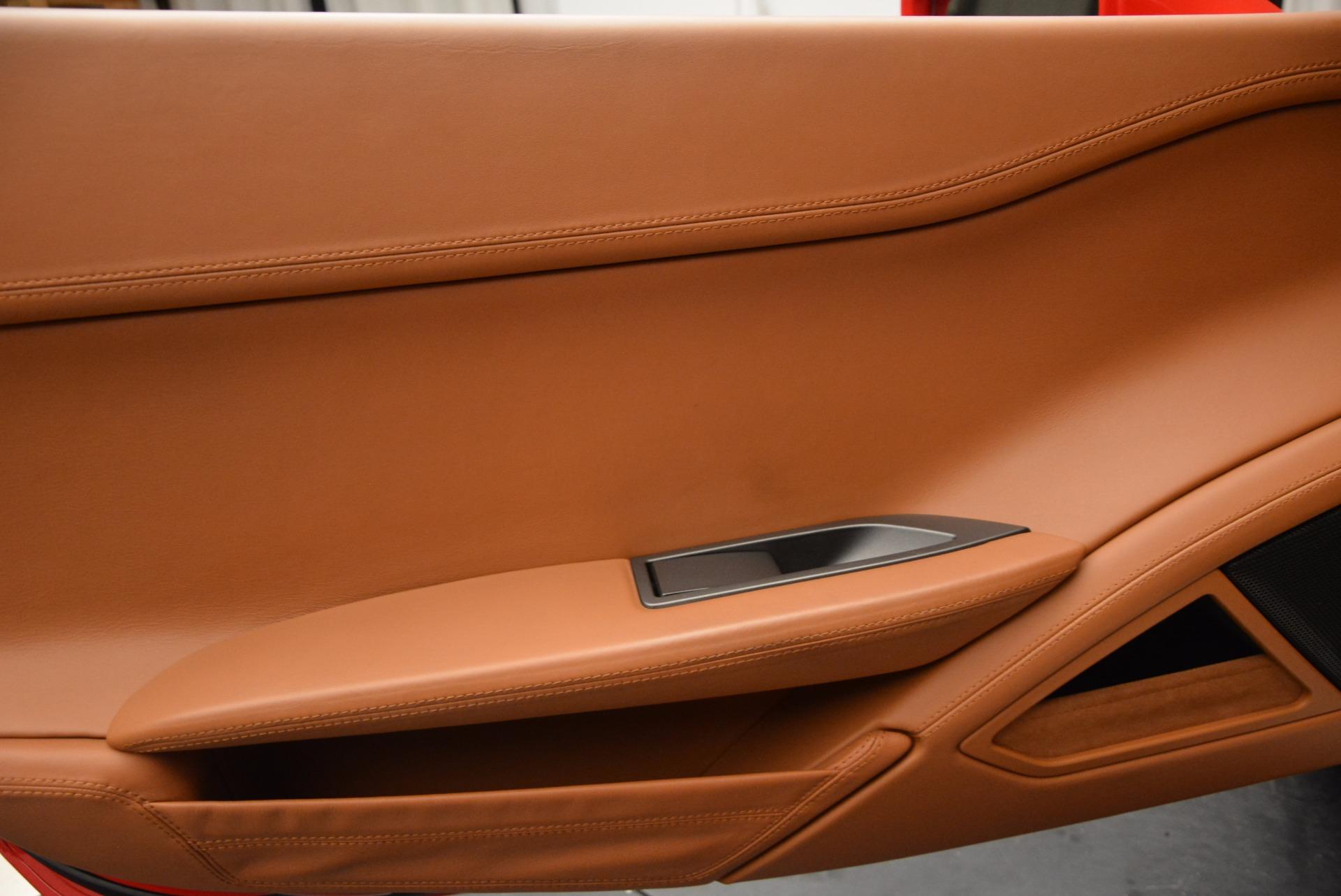 Used 2012 Ferrari 458 Spider  For Sale In Westport, CT 1581_p28