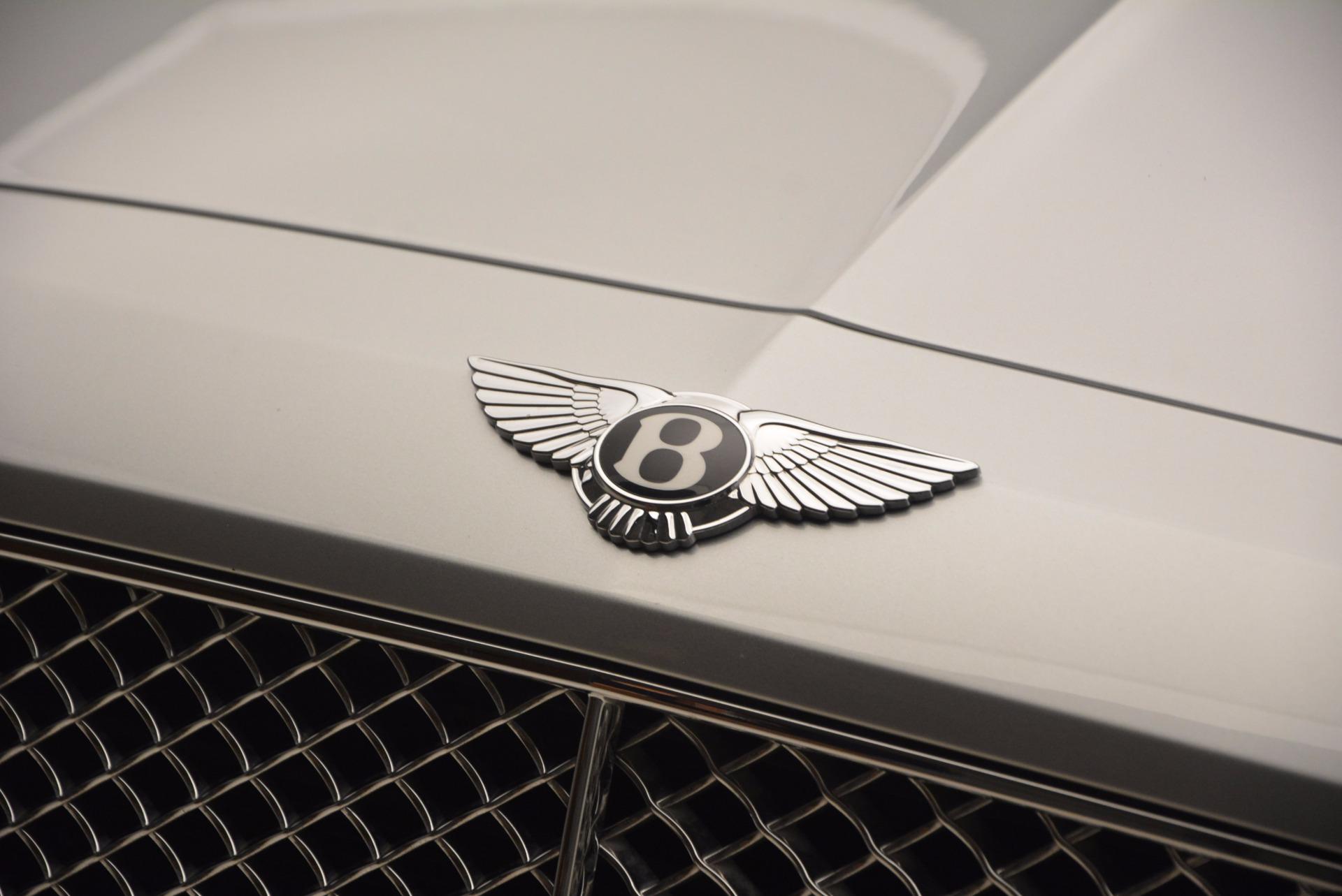 Used 2015 Bentley Flying Spur W12 For Sale In Westport, CT 1582_p15