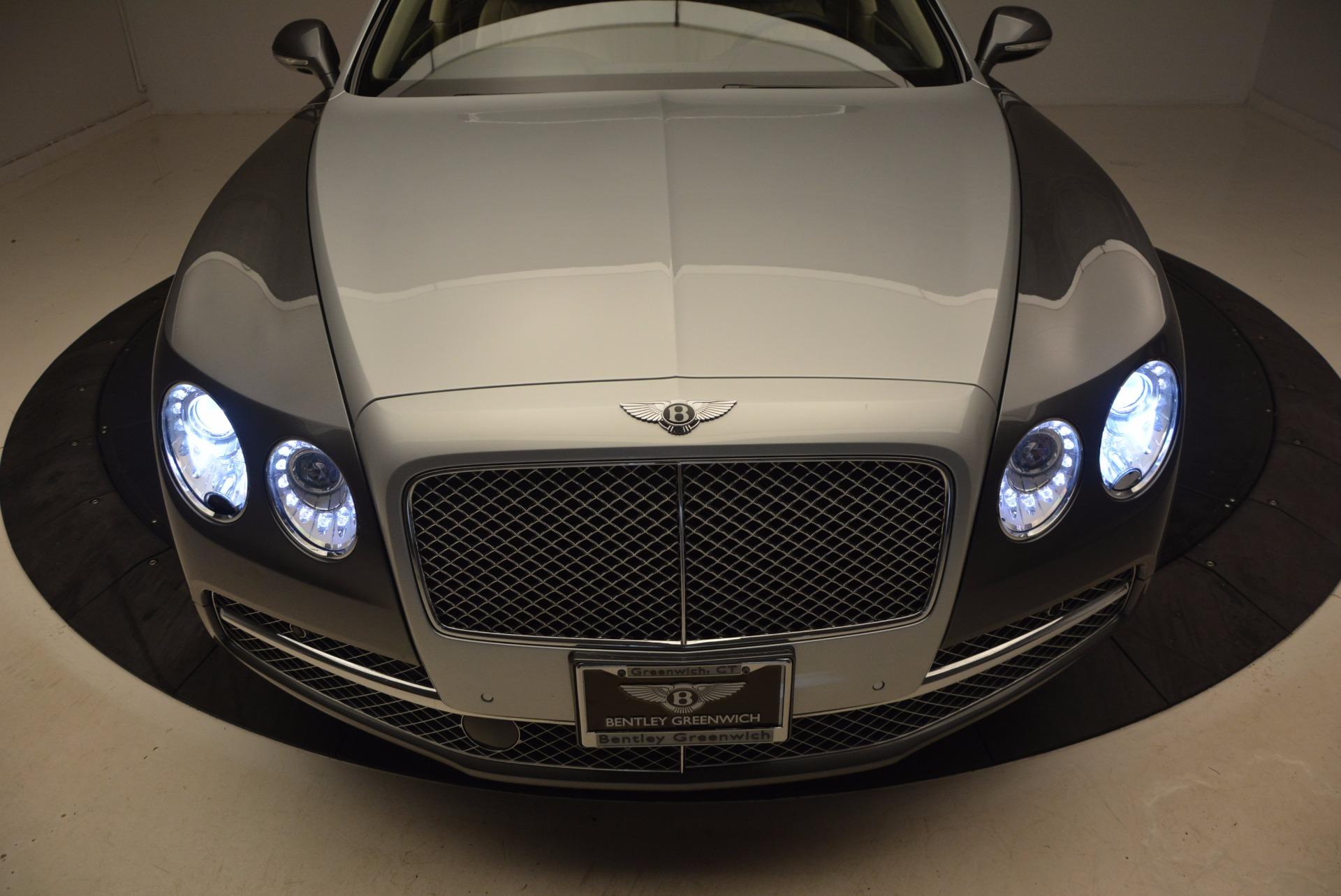 Used 2015 Bentley Flying Spur W12 For Sale In Westport, CT 1582_p17