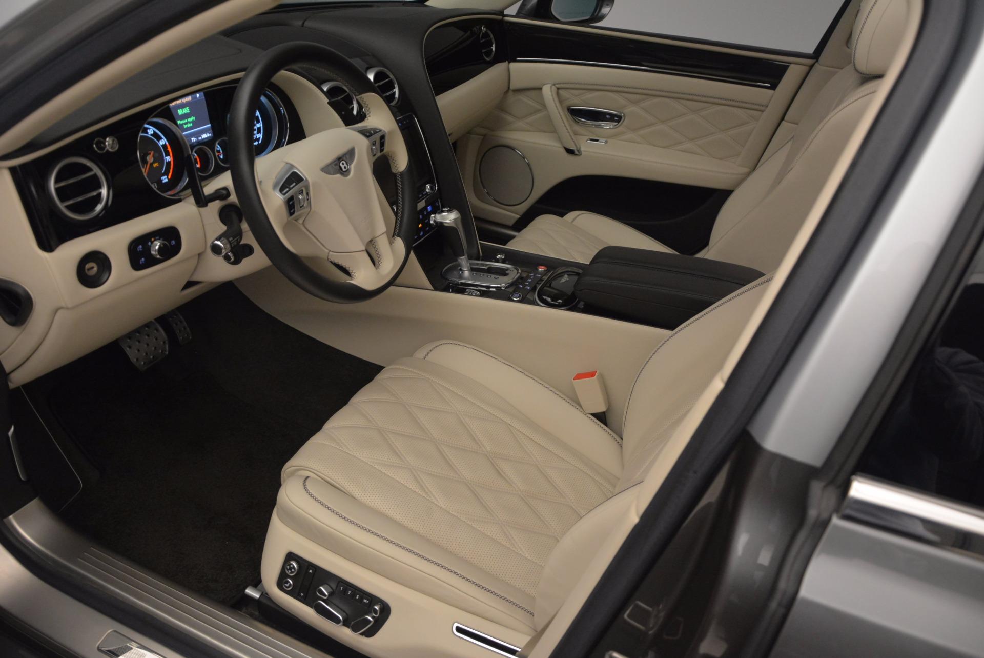 Used 2015 Bentley Flying Spur W12 For Sale In Westport, CT 1582_p22