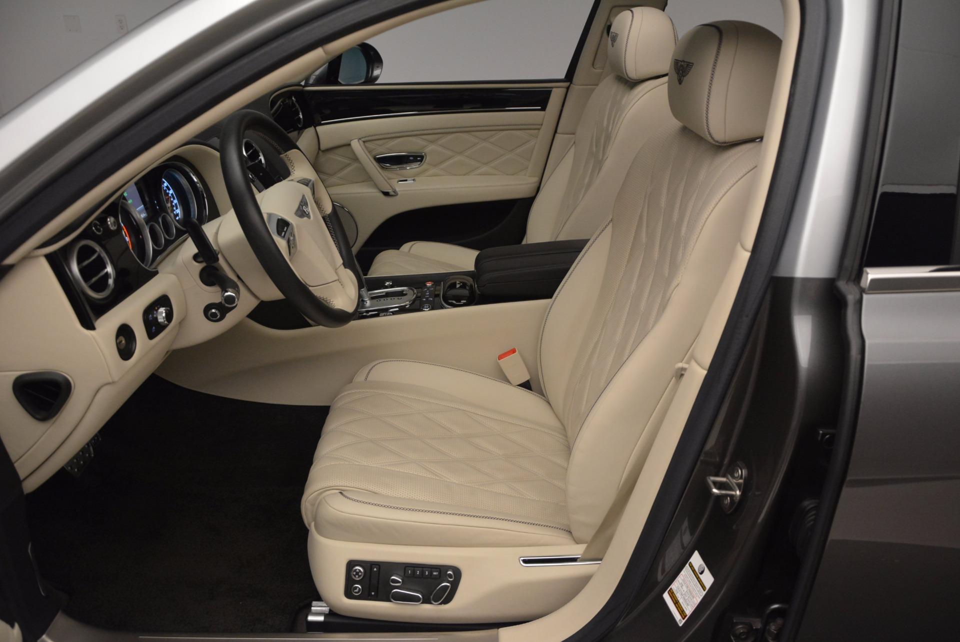 Used 2015 Bentley Flying Spur W12 For Sale In Westport, CT 1582_p23