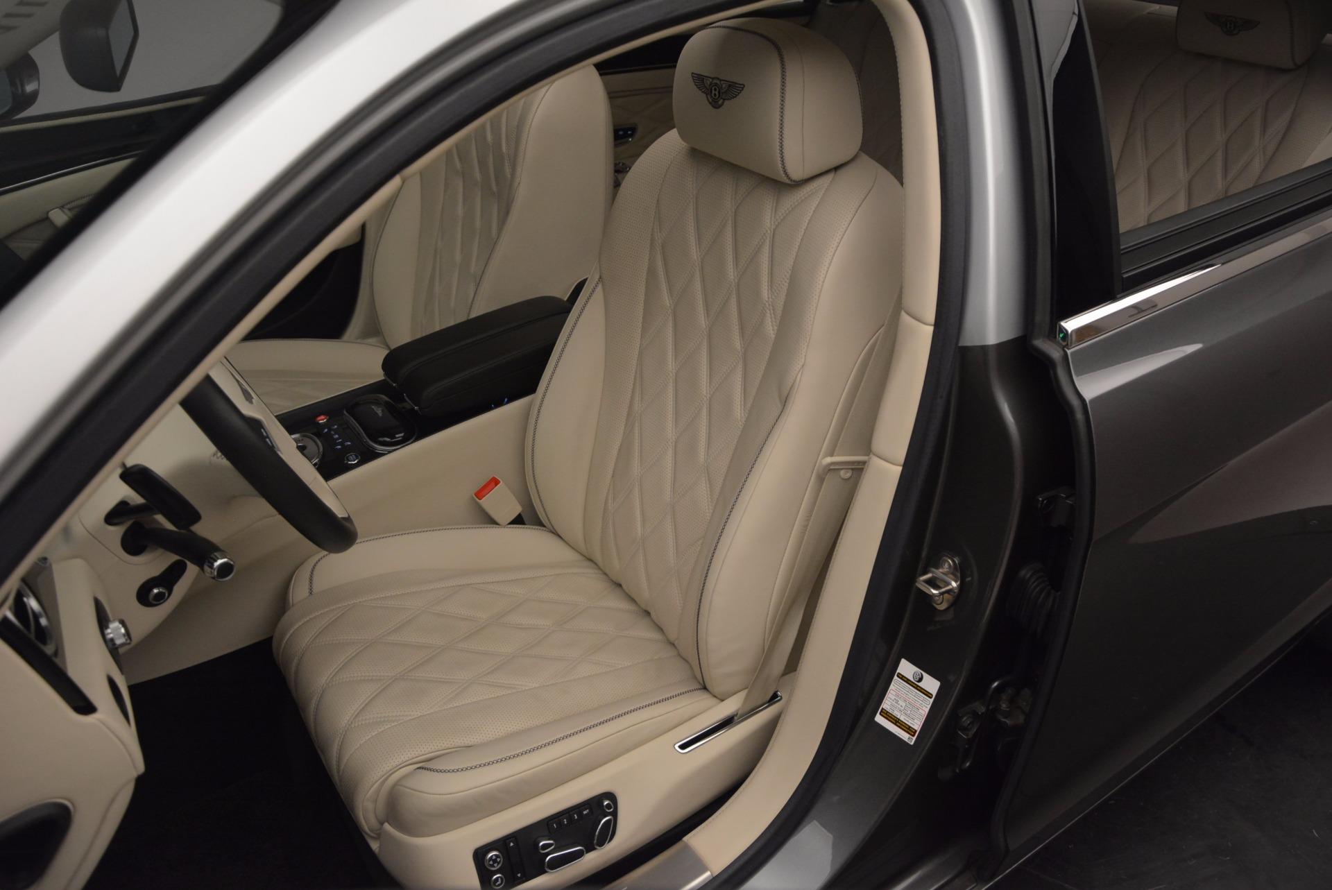 Used 2015 Bentley Flying Spur W12 For Sale In Westport, CT 1582_p24