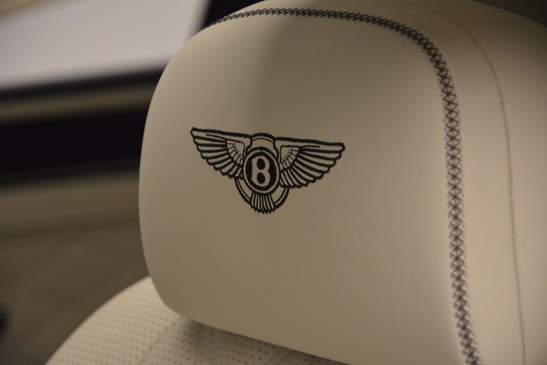 Used 2015 Bentley Flying Spur W12 For Sale In Westport, CT 1582_p25