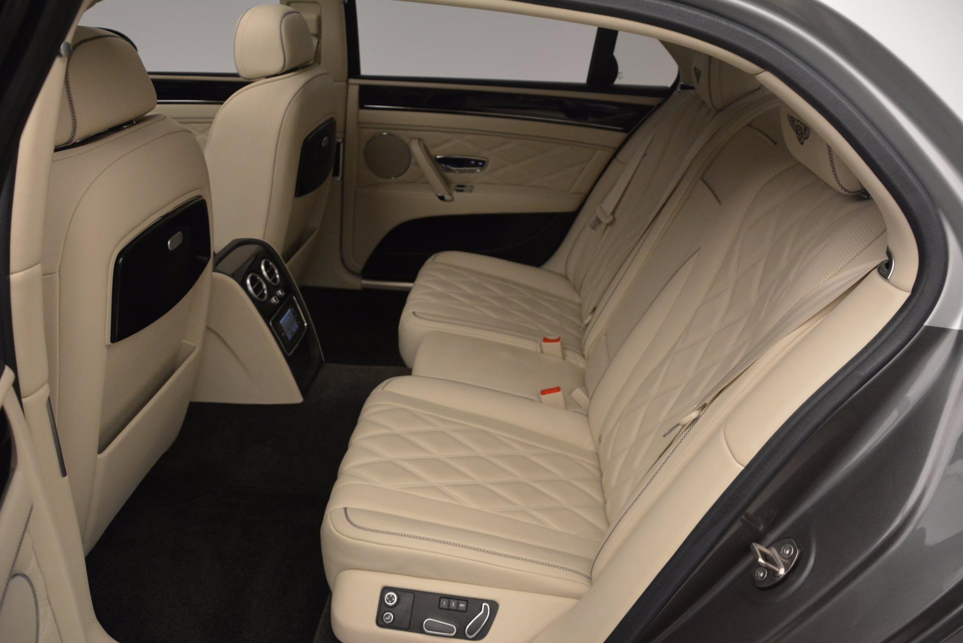 Used 2015 Bentley Flying Spur W12 For Sale In Westport, CT 1582_p30