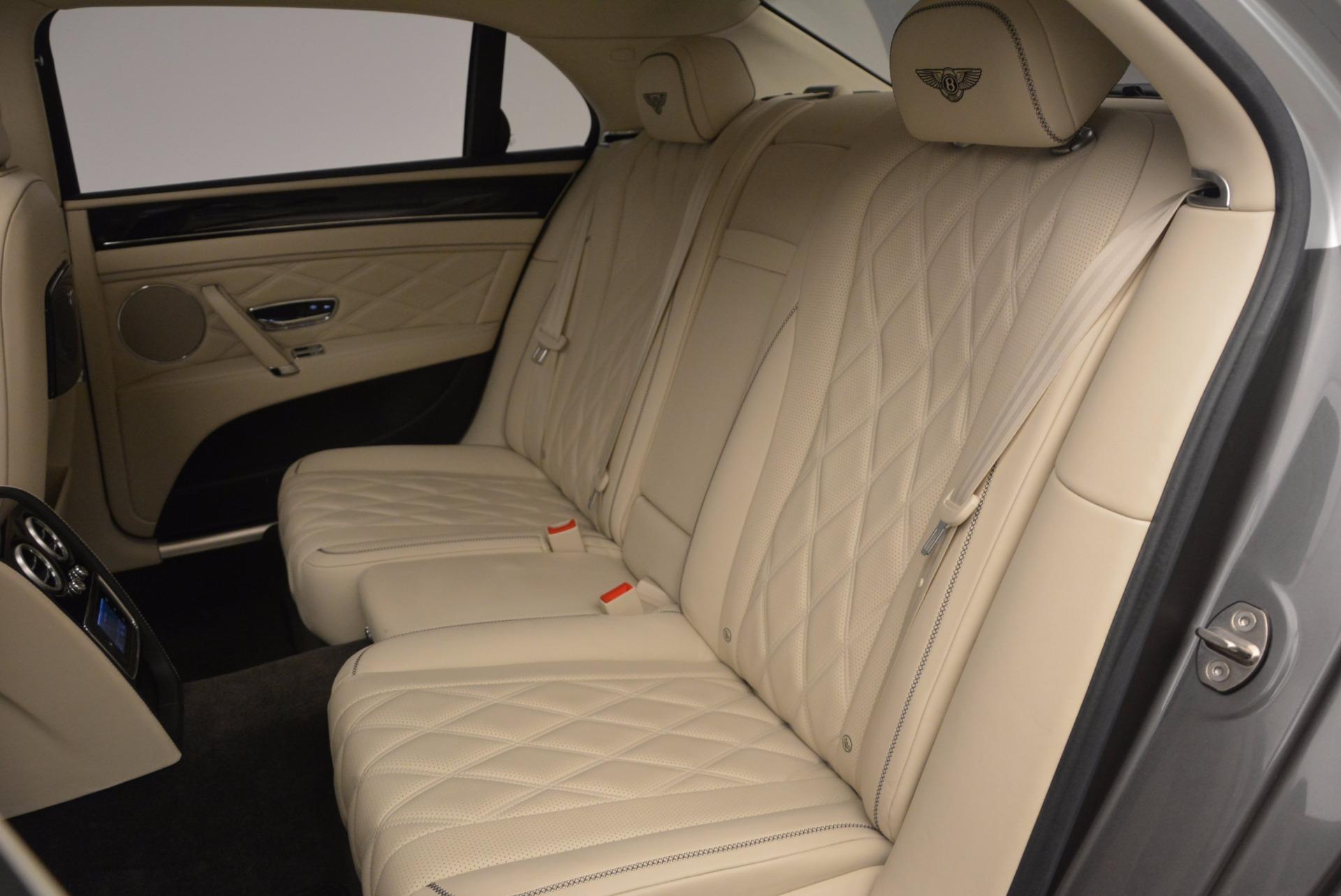 Used 2015 Bentley Flying Spur W12 For Sale In Westport, CT 1582_p31