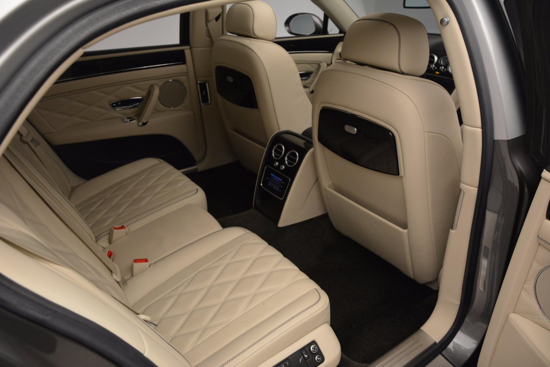 Used 2015 Bentley Flying Spur W12 For Sale In Westport, CT 1582_p34