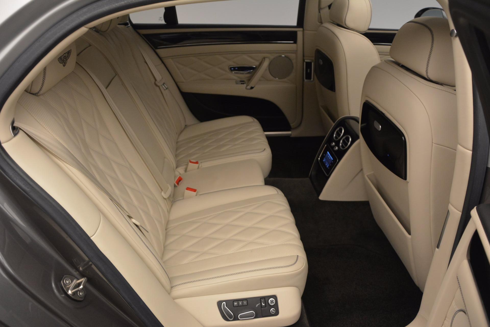 Used 2015 Bentley Flying Spur W12 For Sale In Westport, CT 1582_p35