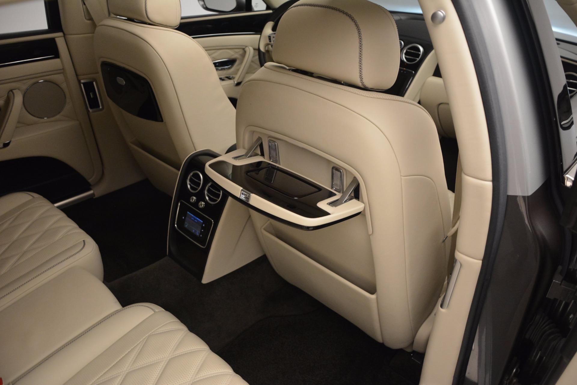 Used 2015 Bentley Flying Spur W12 For Sale In Westport, CT 1582_p37