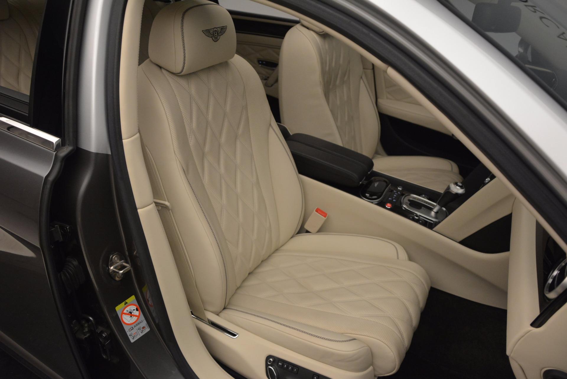 Used 2015 Bentley Flying Spur W12 For Sale In Westport, CT 1582_p39