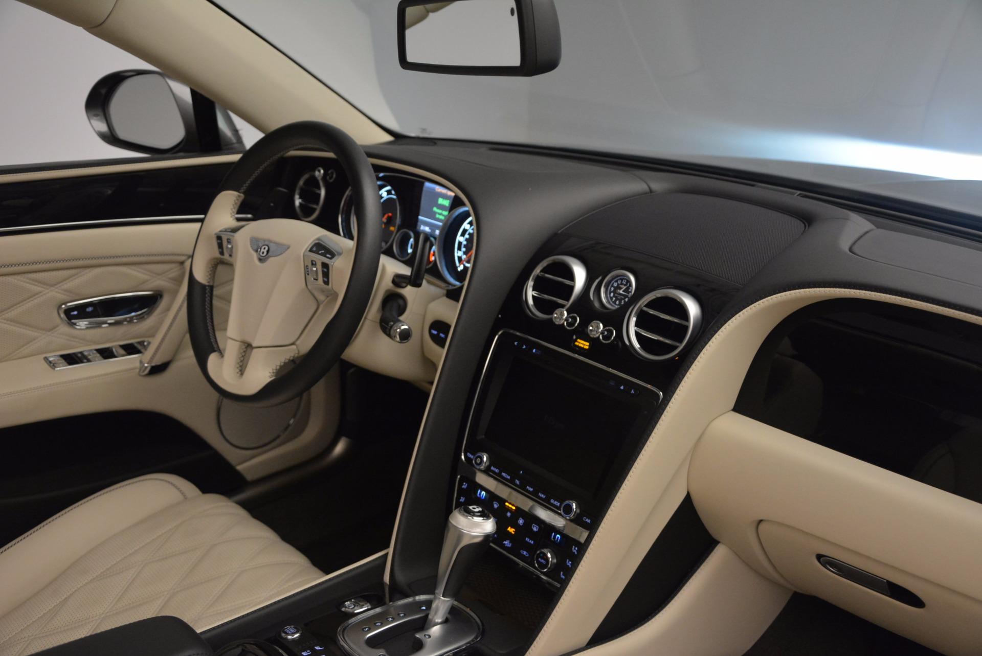 Used 2015 Bentley Flying Spur W12 For Sale In Westport, CT 1582_p42