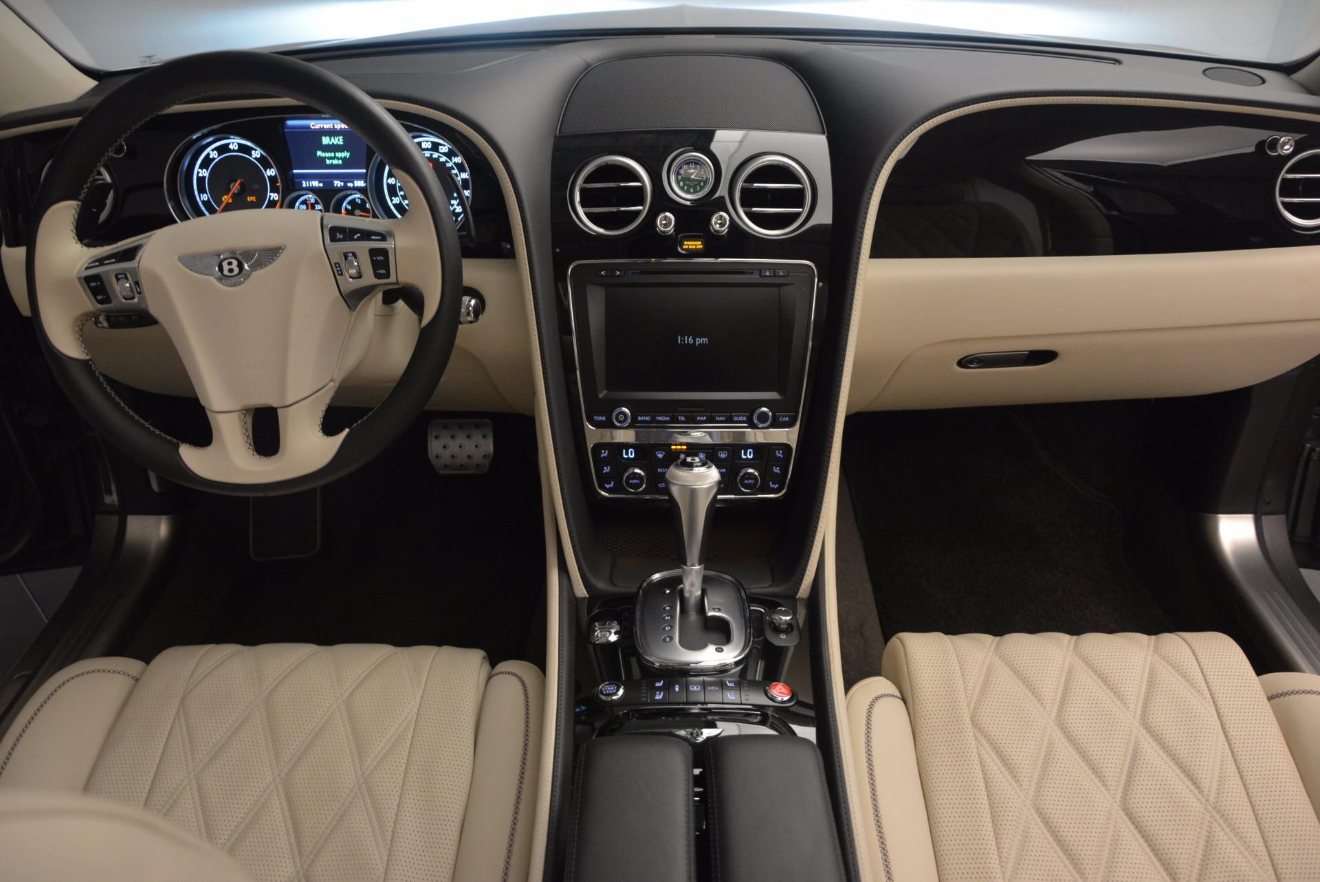 Used 2015 Bentley Flying Spur W12 For Sale In Westport, CT 1582_p43