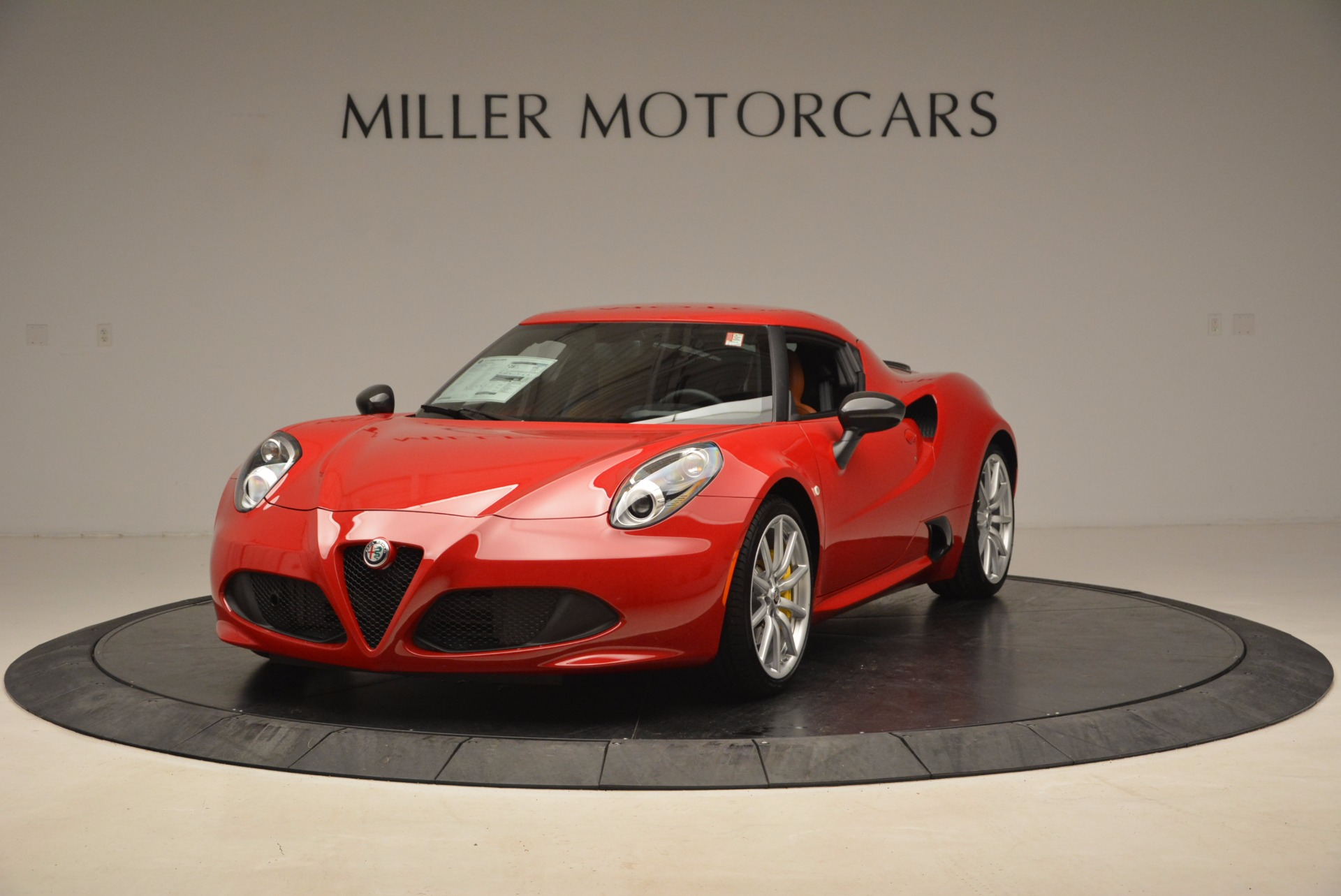 new 2018 alfa romeo 4c coupe westport ct. Black Bedroom Furniture Sets. Home Design Ideas