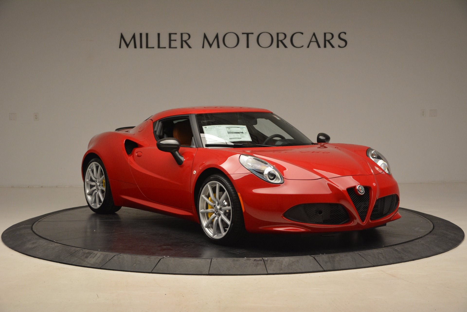 New 2018 alfa romeo 4c coupe westport ct - Alfa romeo coupe for sale ...