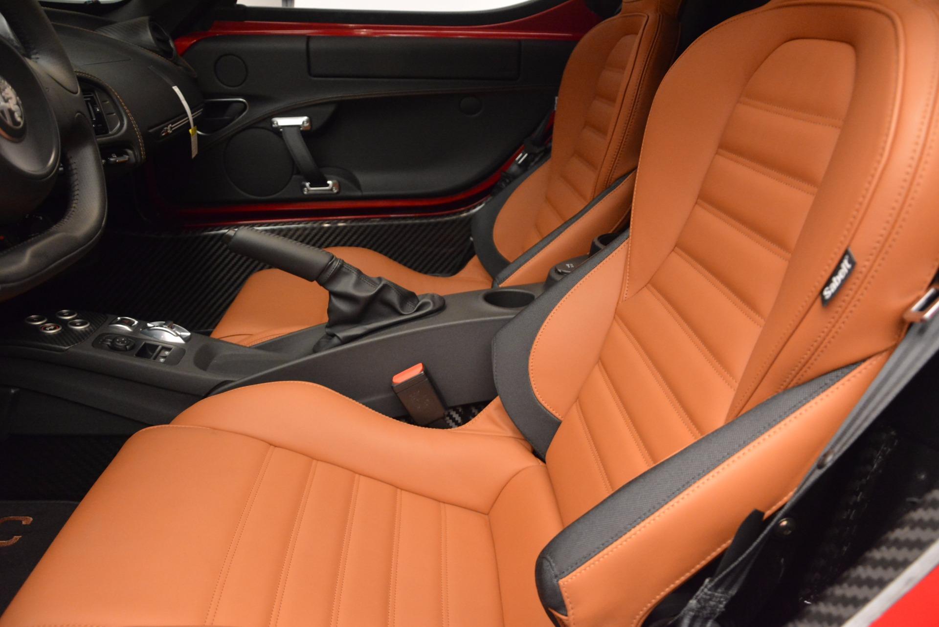 New 2018 Alfa Romeo 4C Coupe For Sale In Westport, CT 1583_p14