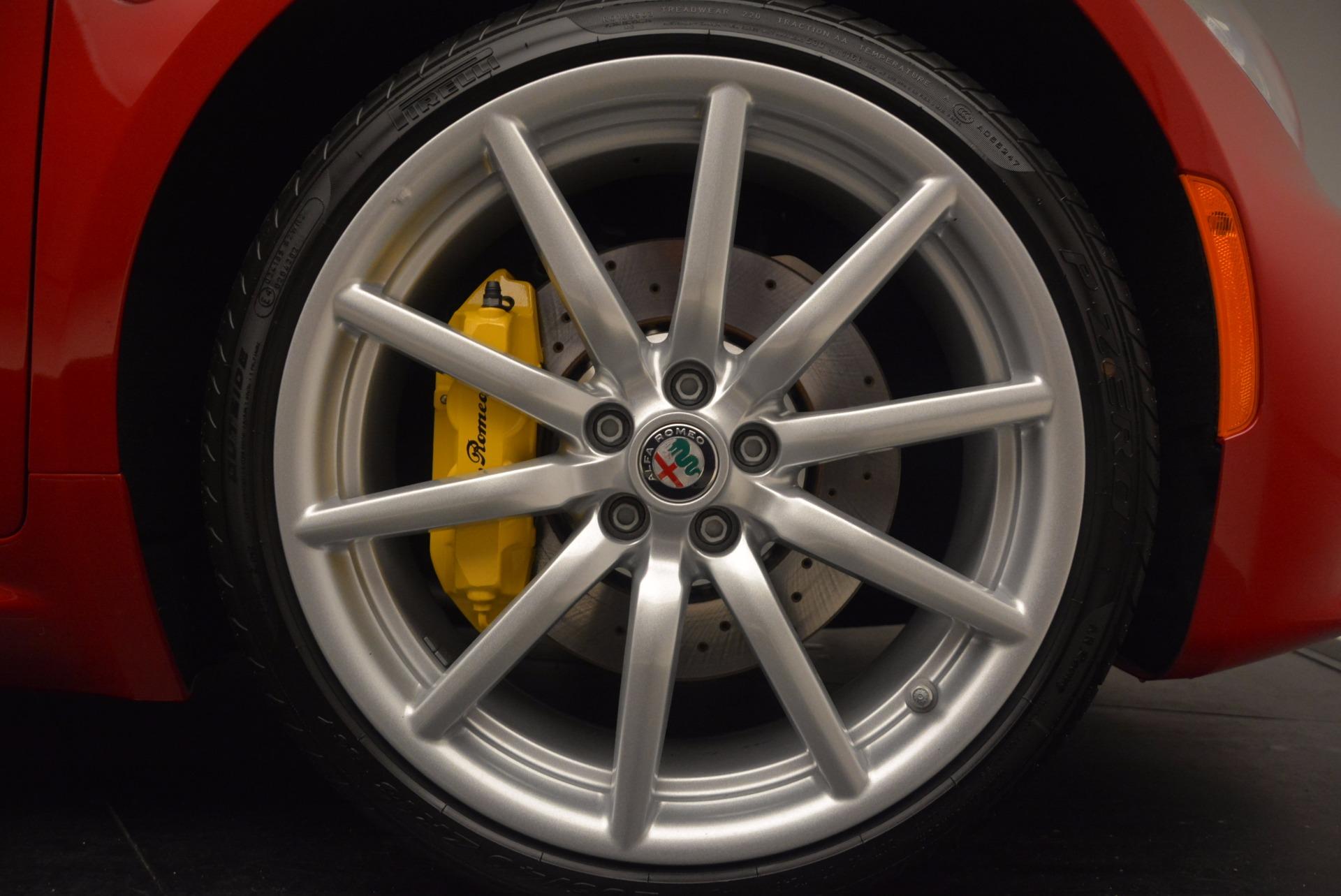 New 2018 Alfa Romeo 4C Coupe For Sale In Westport, CT 1583_p23