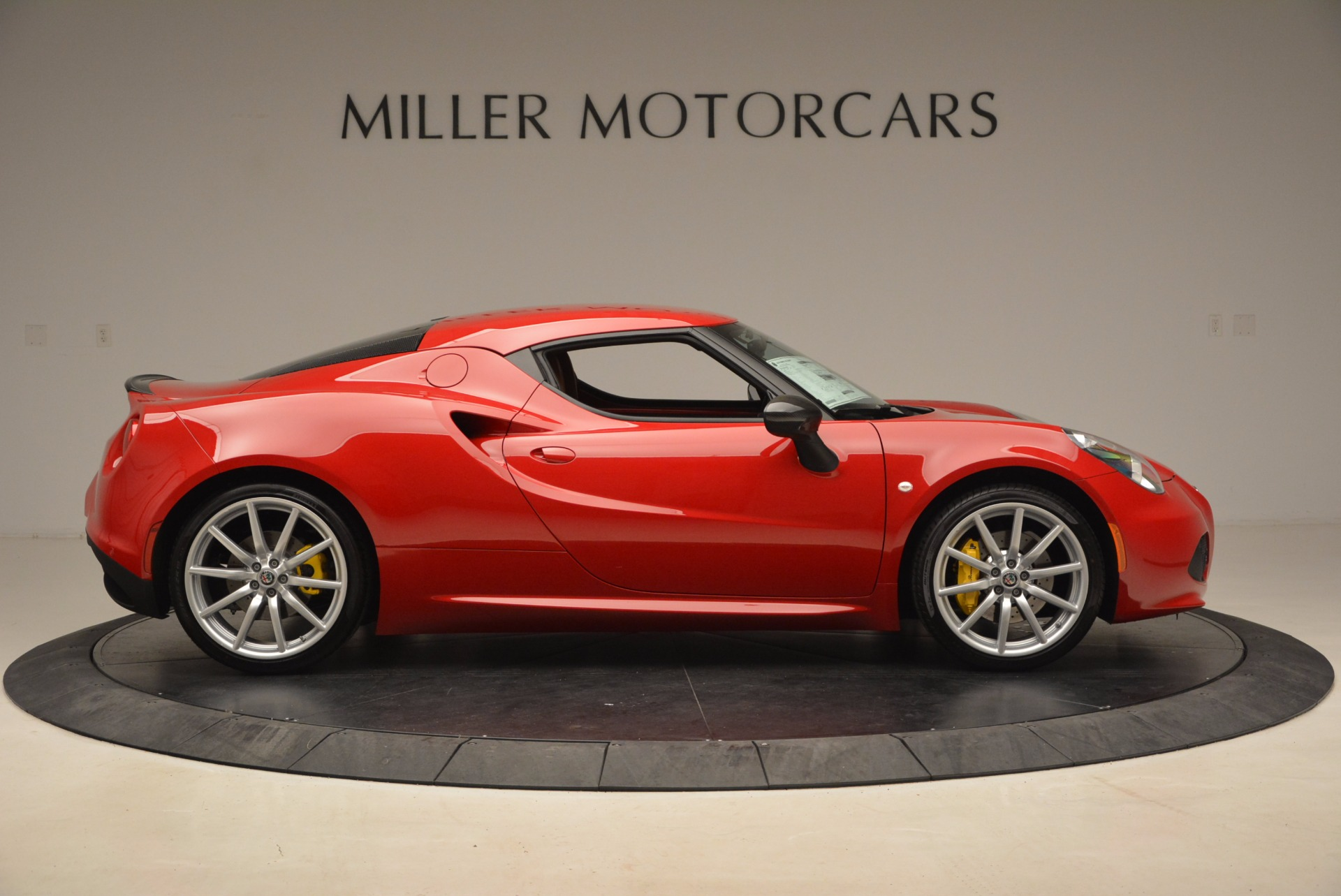 2018 alfa romeo 4c coupe stock lw039 for sale near. Black Bedroom Furniture Sets. Home Design Ideas