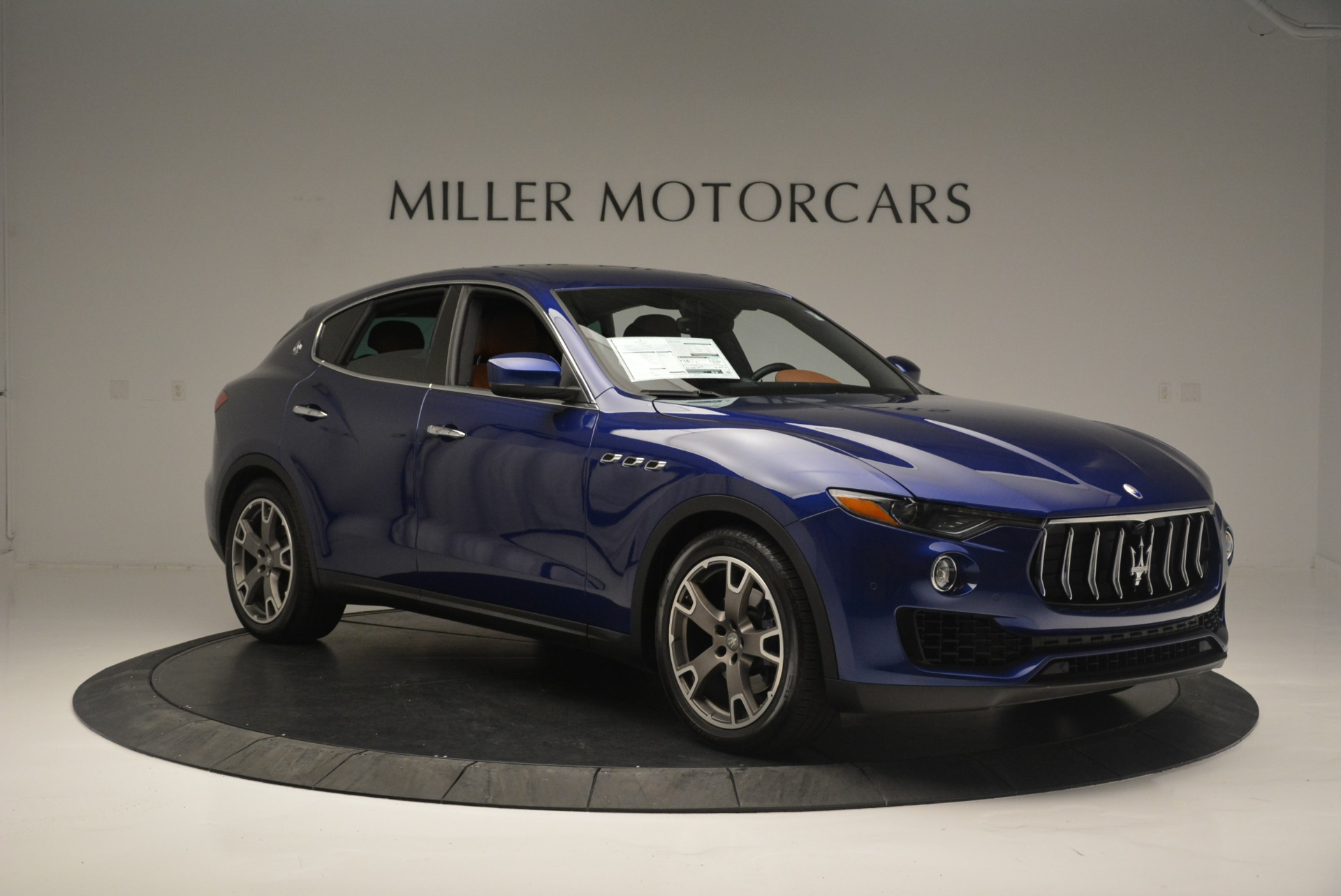 Used 2018 Maserati Levante Q4 For Sale In Westport, CT 1586_p15