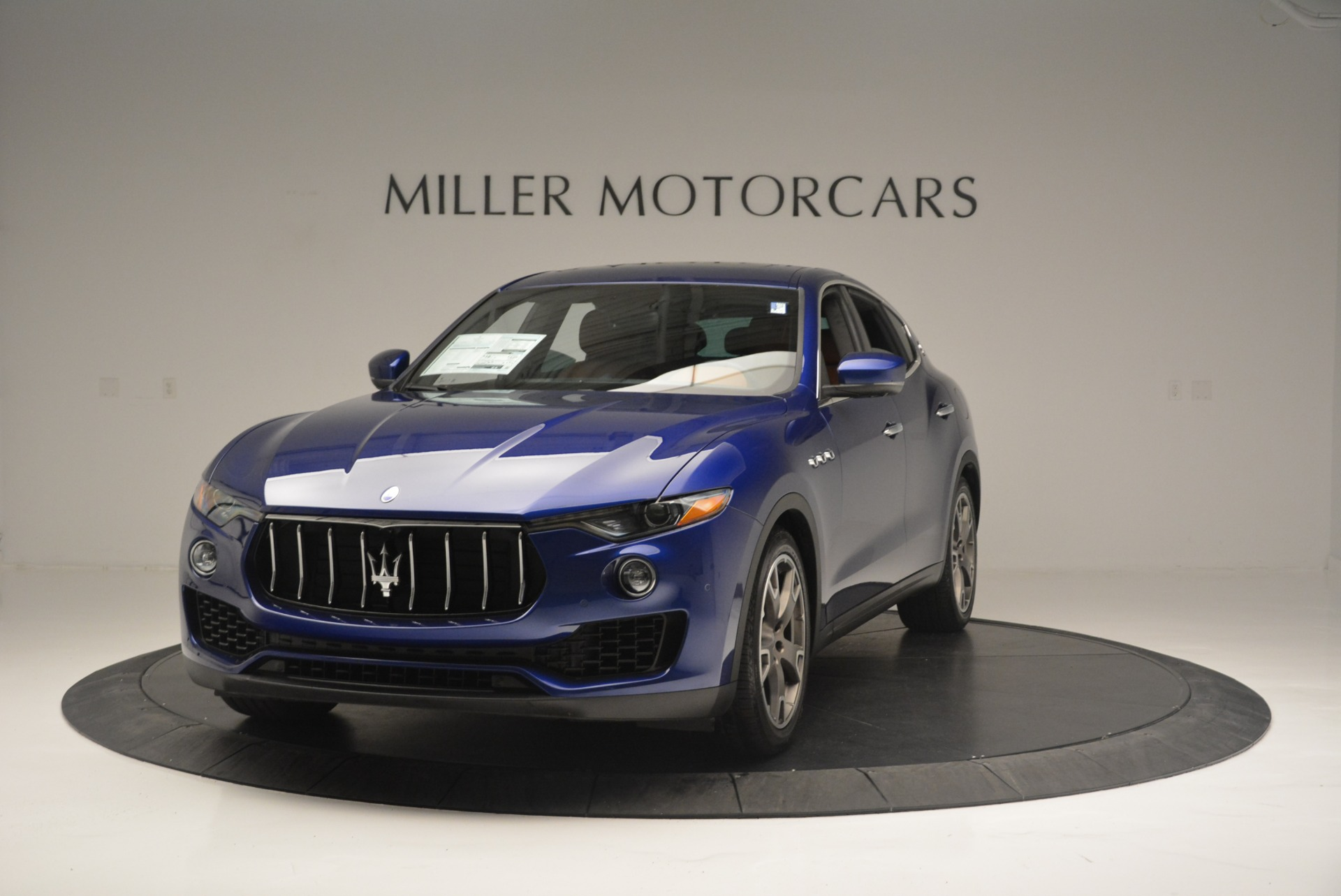 Used 2018 Maserati Levante Q4 For Sale In Westport, CT 1586_p3