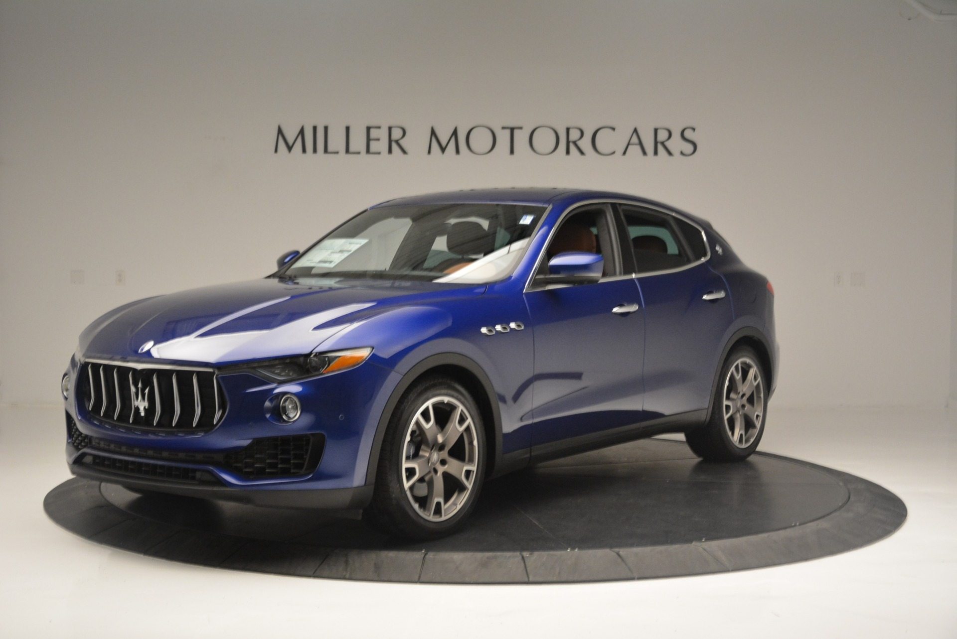 Used 2018 Maserati Levante Q4 For Sale In Westport, CT 1586_p4