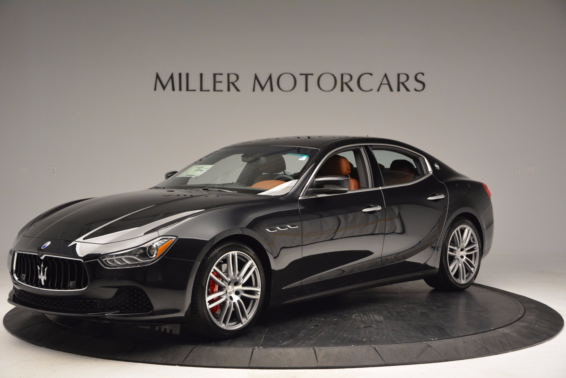 Used 2014 Maserati Ghibli S Q4 For Sale In Westport, CT 1587_p2