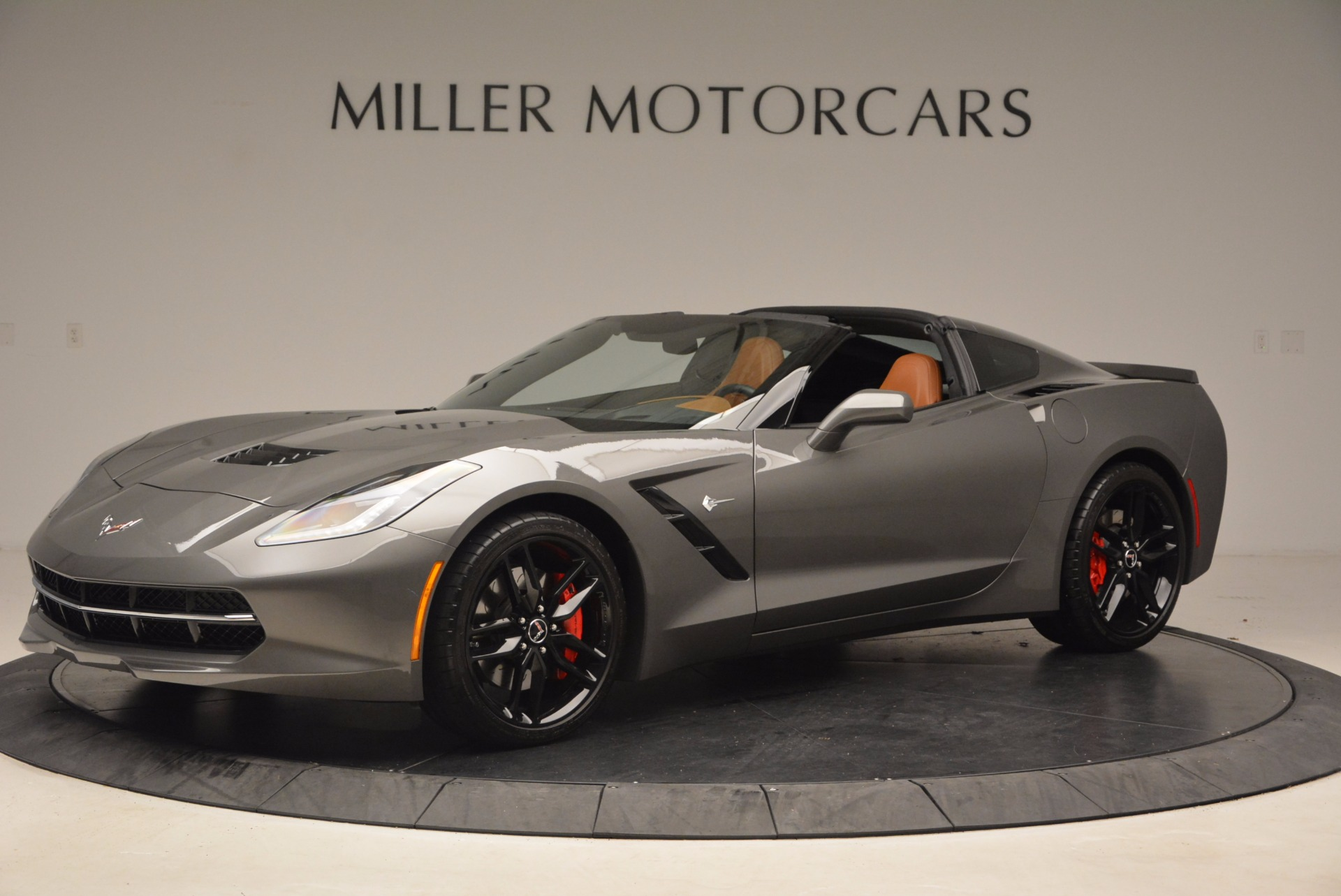 Used 2015 Chevrolet Corvette Stingray Z51 For Sale In Westport, CT 1589_p2