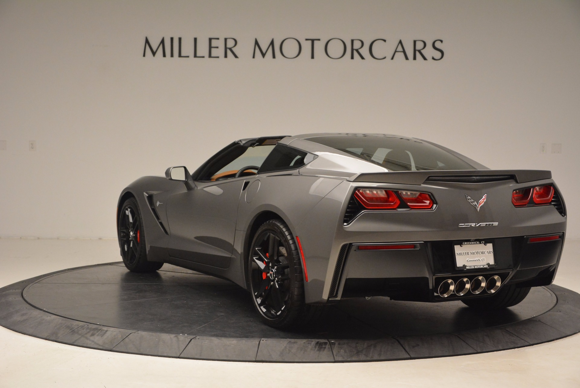 Used 2015 Chevrolet Corvette Stingray Z51 For Sale In Westport, CT 1589_p5