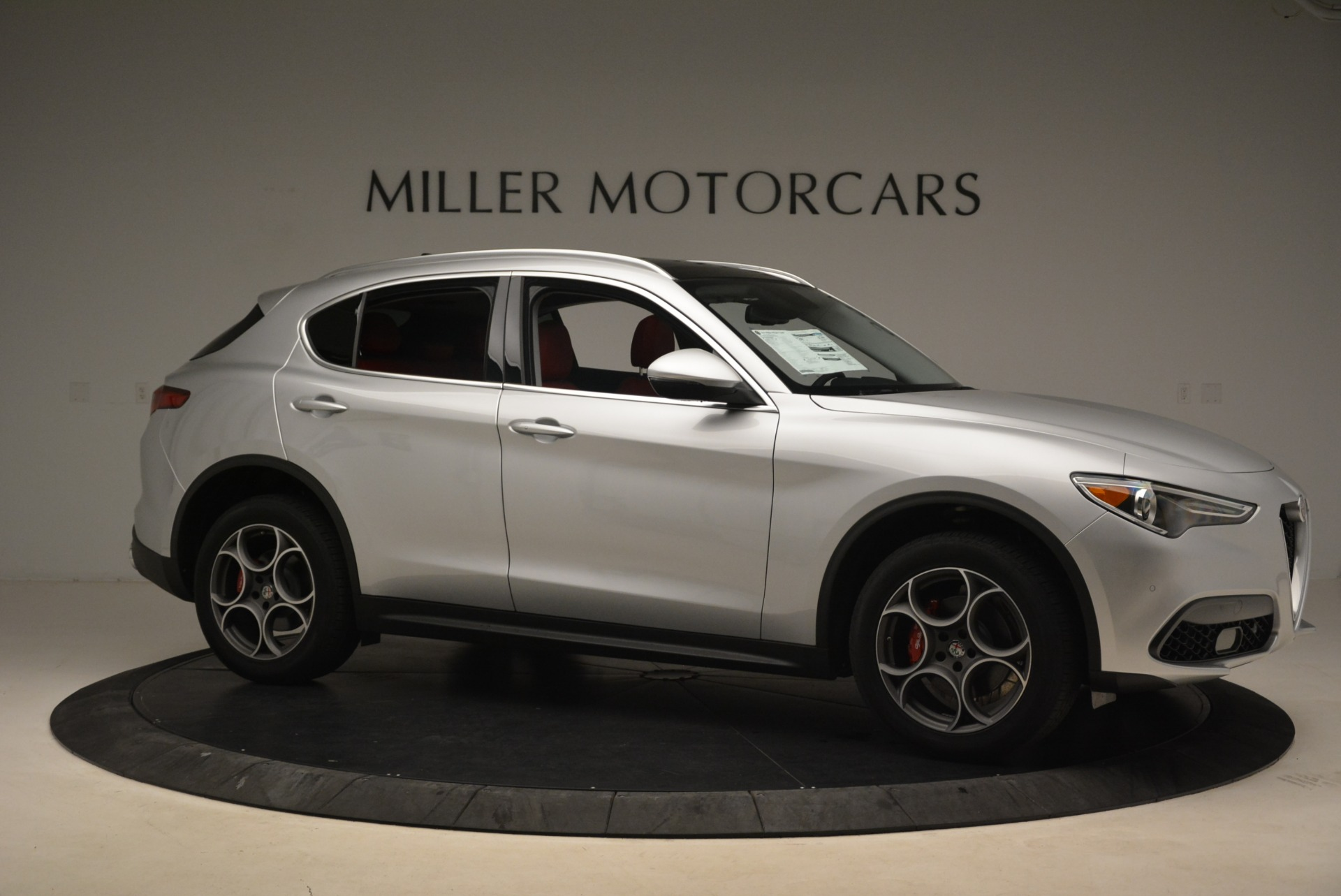 New 2018 Alfa Romeo Stelvio Ti Q4 For Sale In Westport, CT 1593_p10