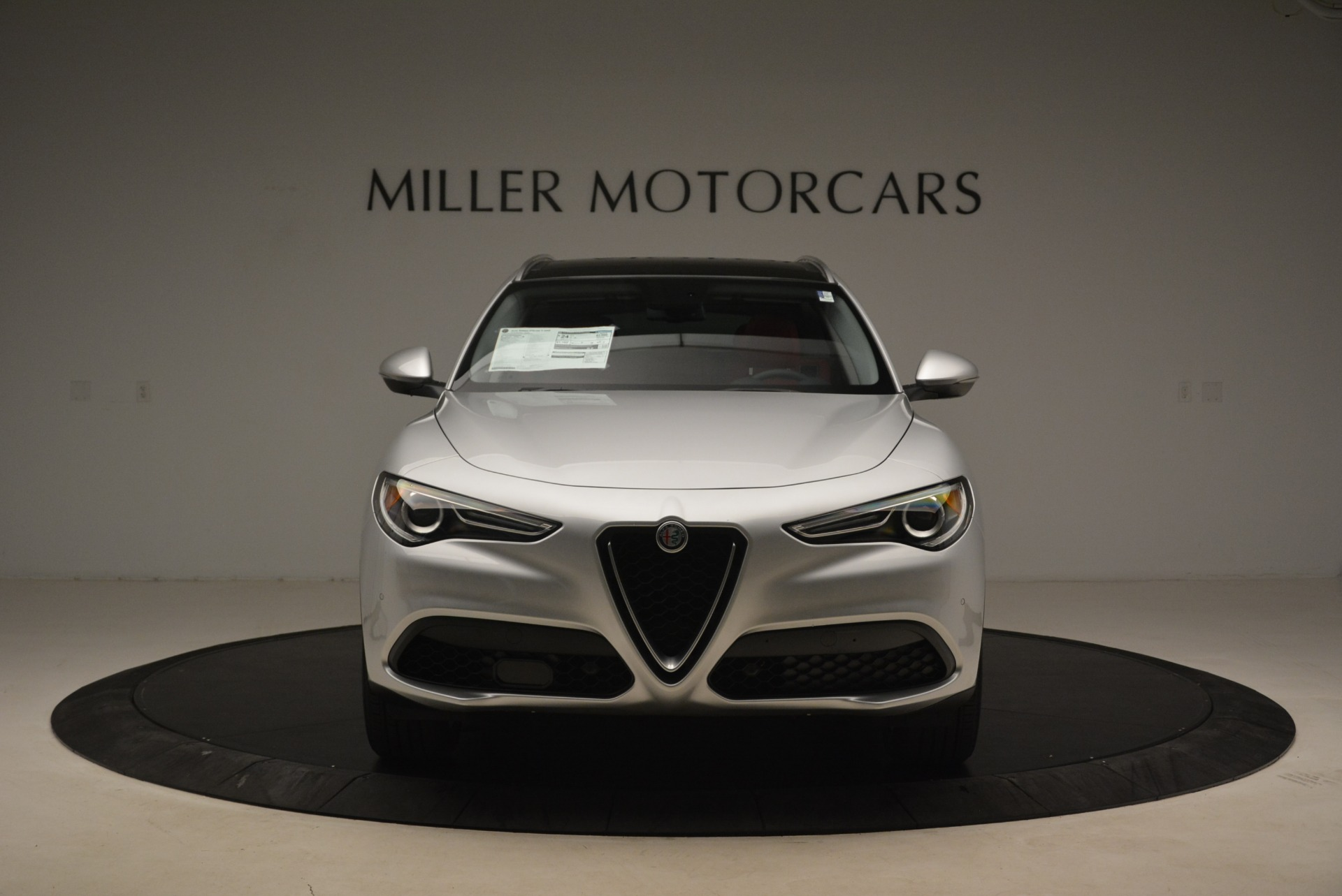 New 2018 Alfa Romeo Stelvio Ti Q4 For Sale In Westport, CT 1593_p12
