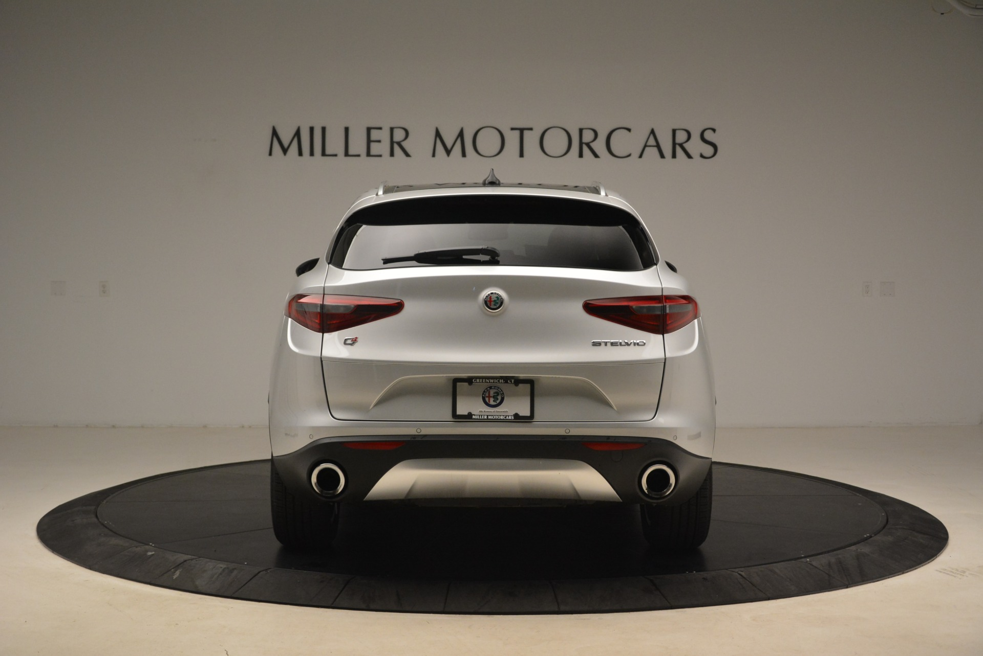 New 2018 Alfa Romeo Stelvio Ti Q4 For Sale In Westport, CT 1593_p6