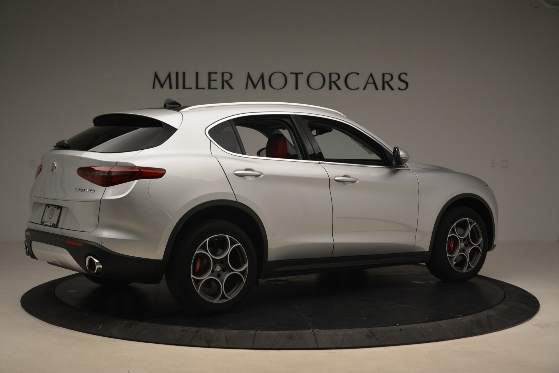 New 2018 Alfa Romeo Stelvio Ti Q4 For Sale In Westport, CT 1593_p8