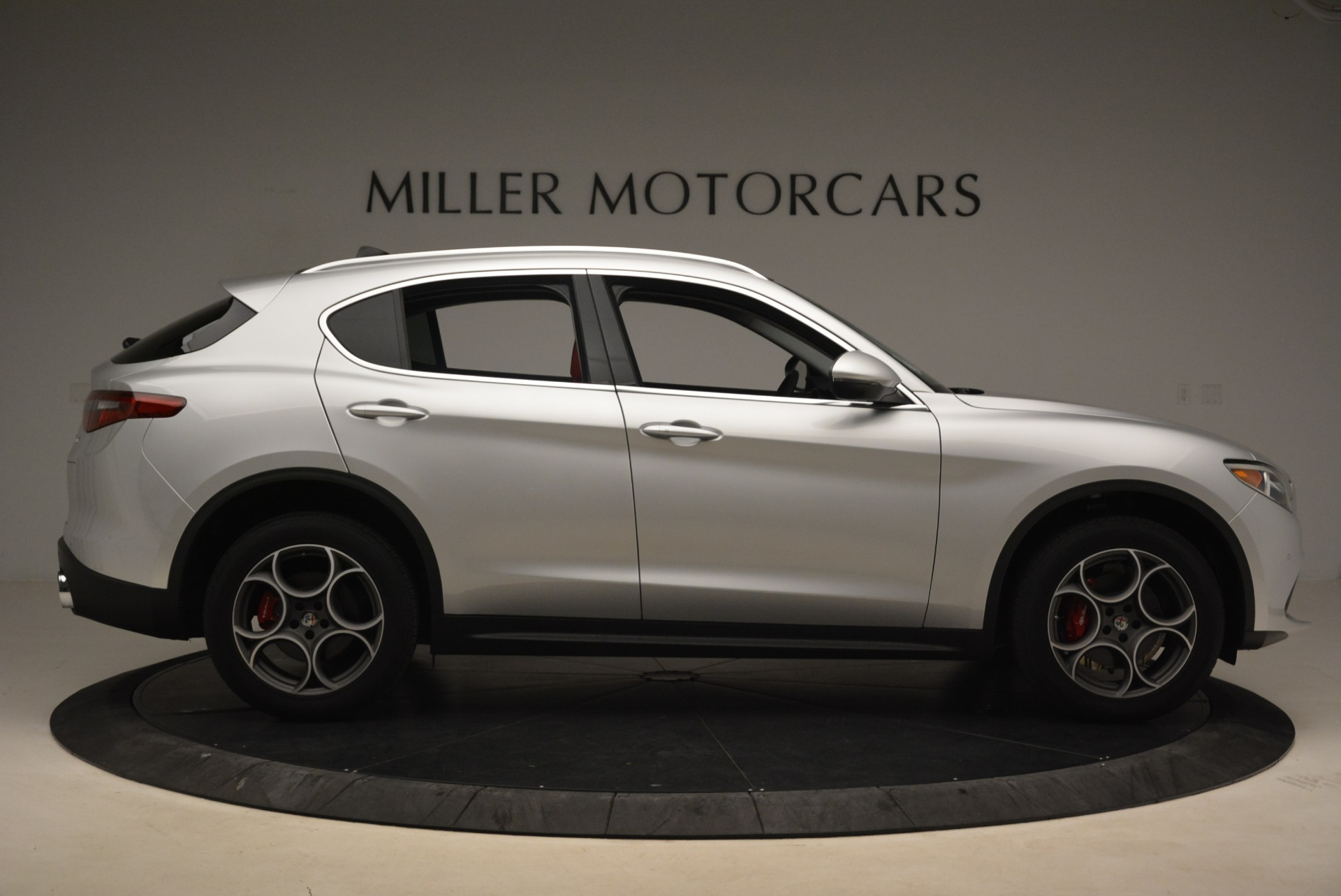 New 2018 Alfa Romeo Stelvio Ti Q4 For Sale In Westport, CT 1593_p9