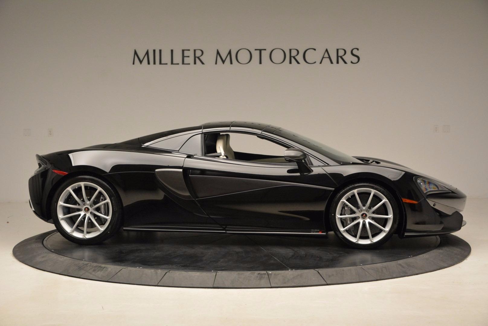 New 2018 McLaren 570S Spider  For Sale In Westport, CT 1595_p20