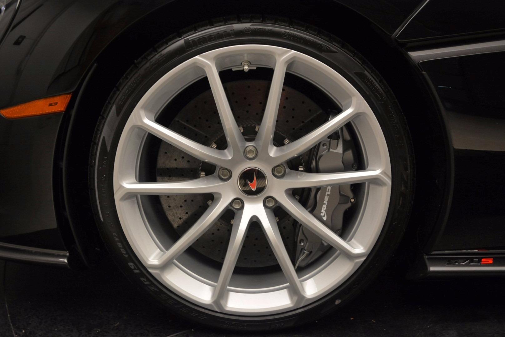 New 2018 McLaren 570S Spider  For Sale In Westport, CT 1595_p22