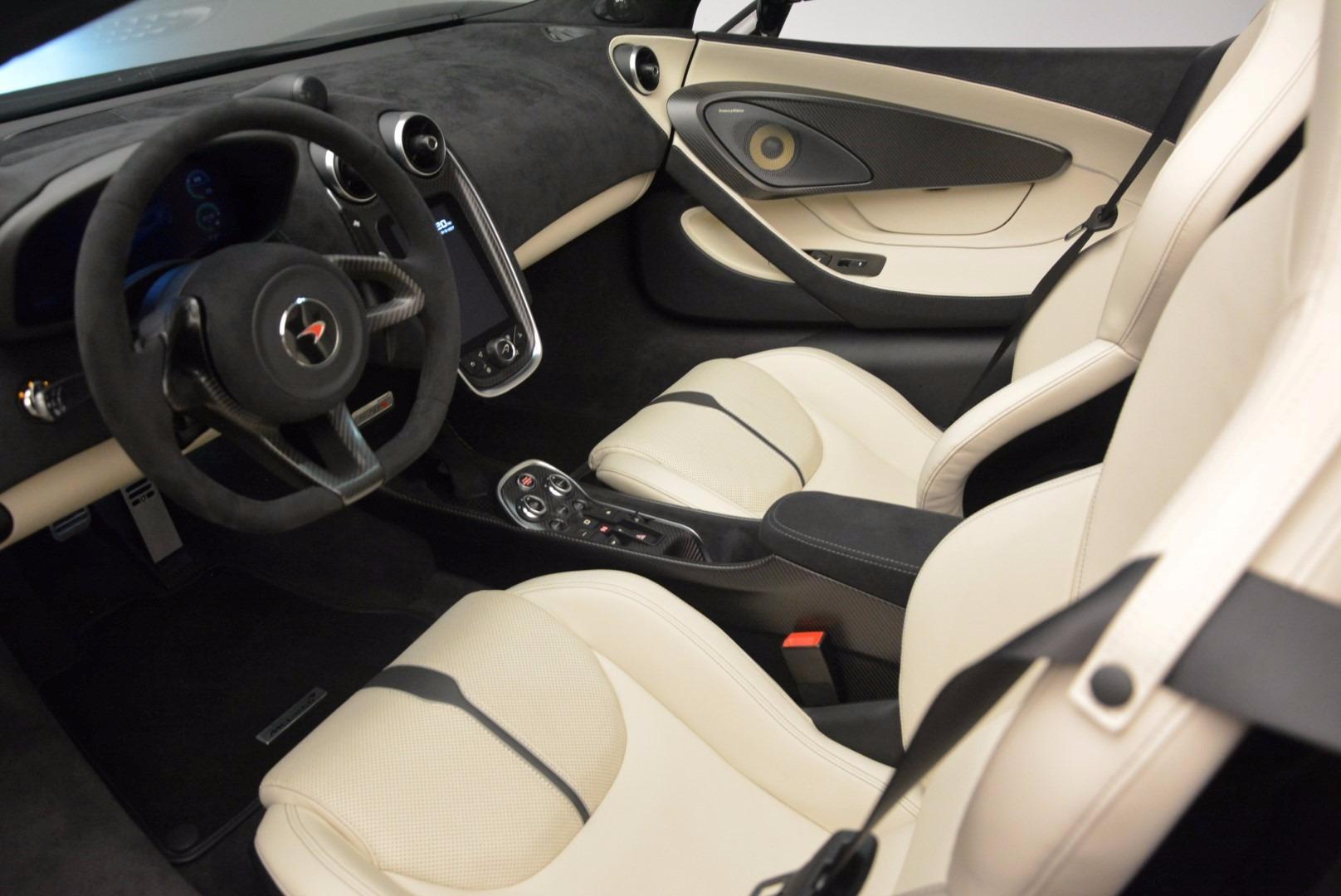 New 2018 McLaren 570S Spider  For Sale In Westport, CT 1595_p25