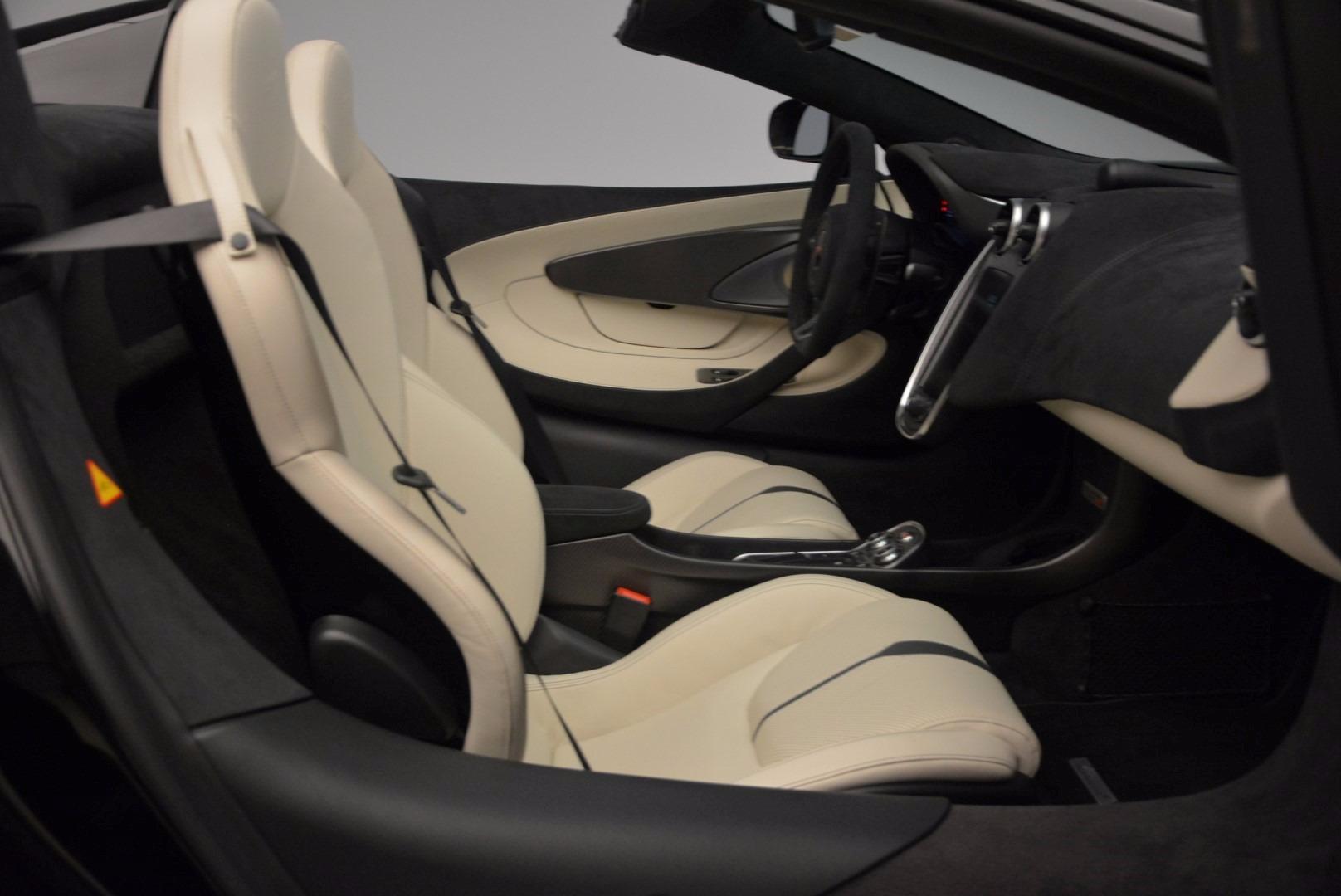 New 2018 McLaren 570S Spider  For Sale In Westport, CT 1595_p29
