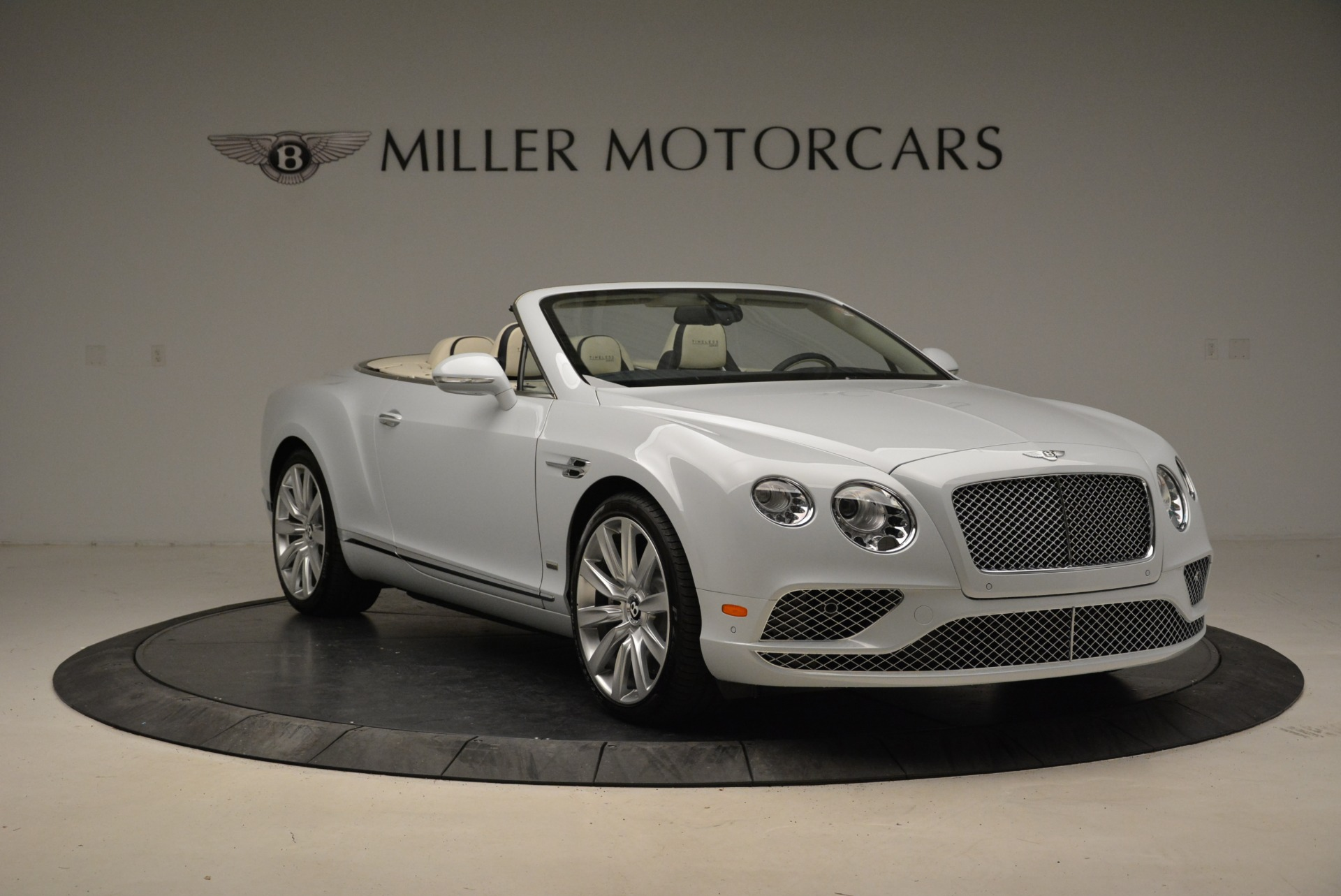 New 2018 Bentley Continental GT Timeless Series For Sale In Westport, CT 1597_p11