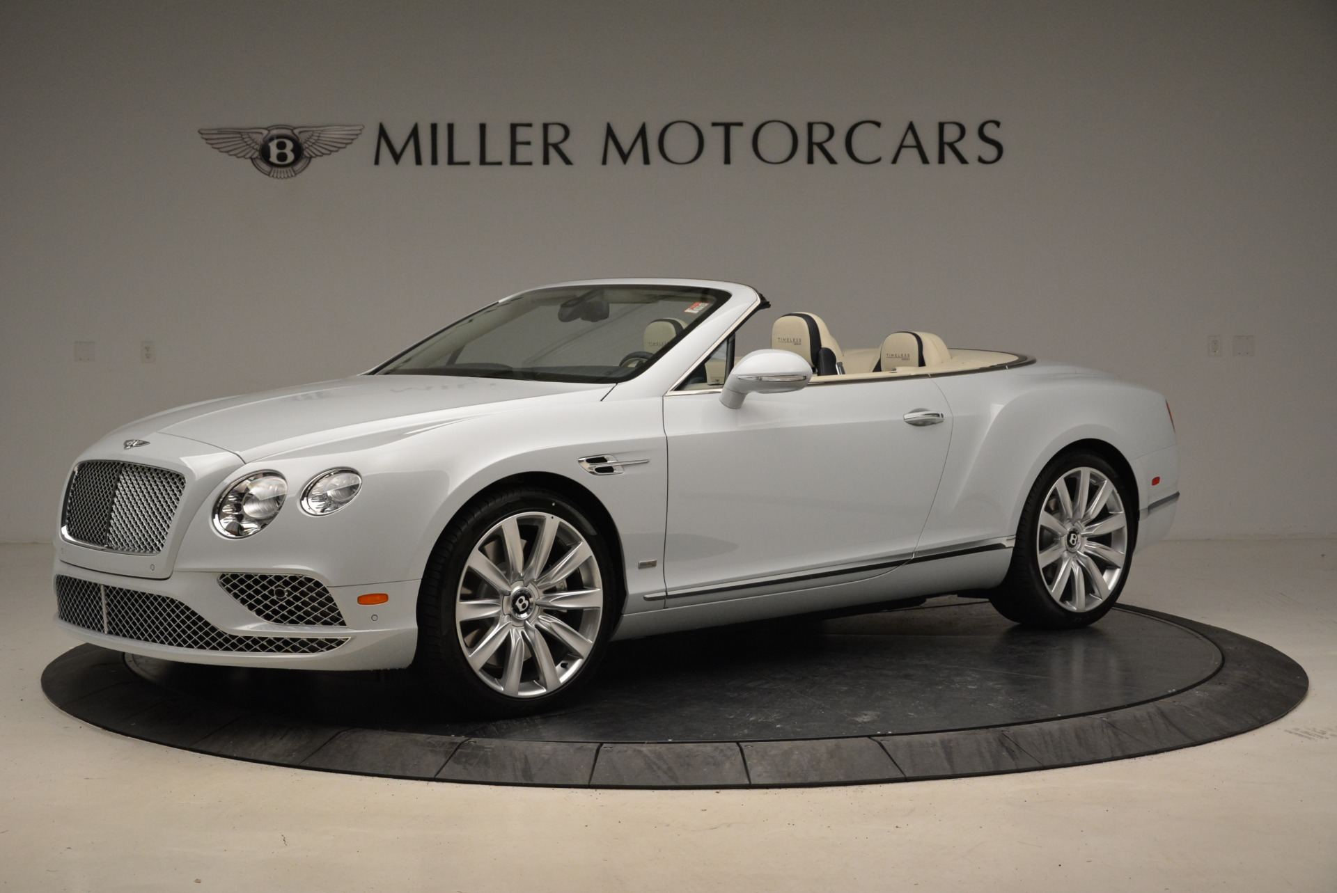 New 2018 Bentley Continental GT Timeless Series For Sale In Westport, CT 1597_p2