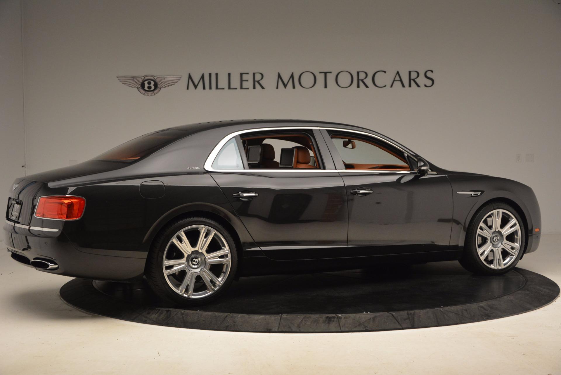 Used 2014 Bentley Flying Spur W12 For Sale In Westport, CT 1598_p13