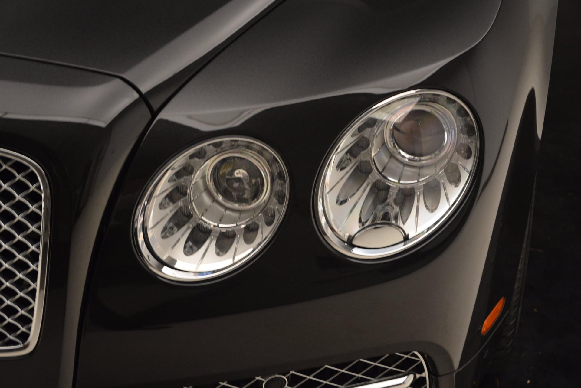 Used 2014 Bentley Flying Spur W12 For Sale In Westport, CT 1598_p20