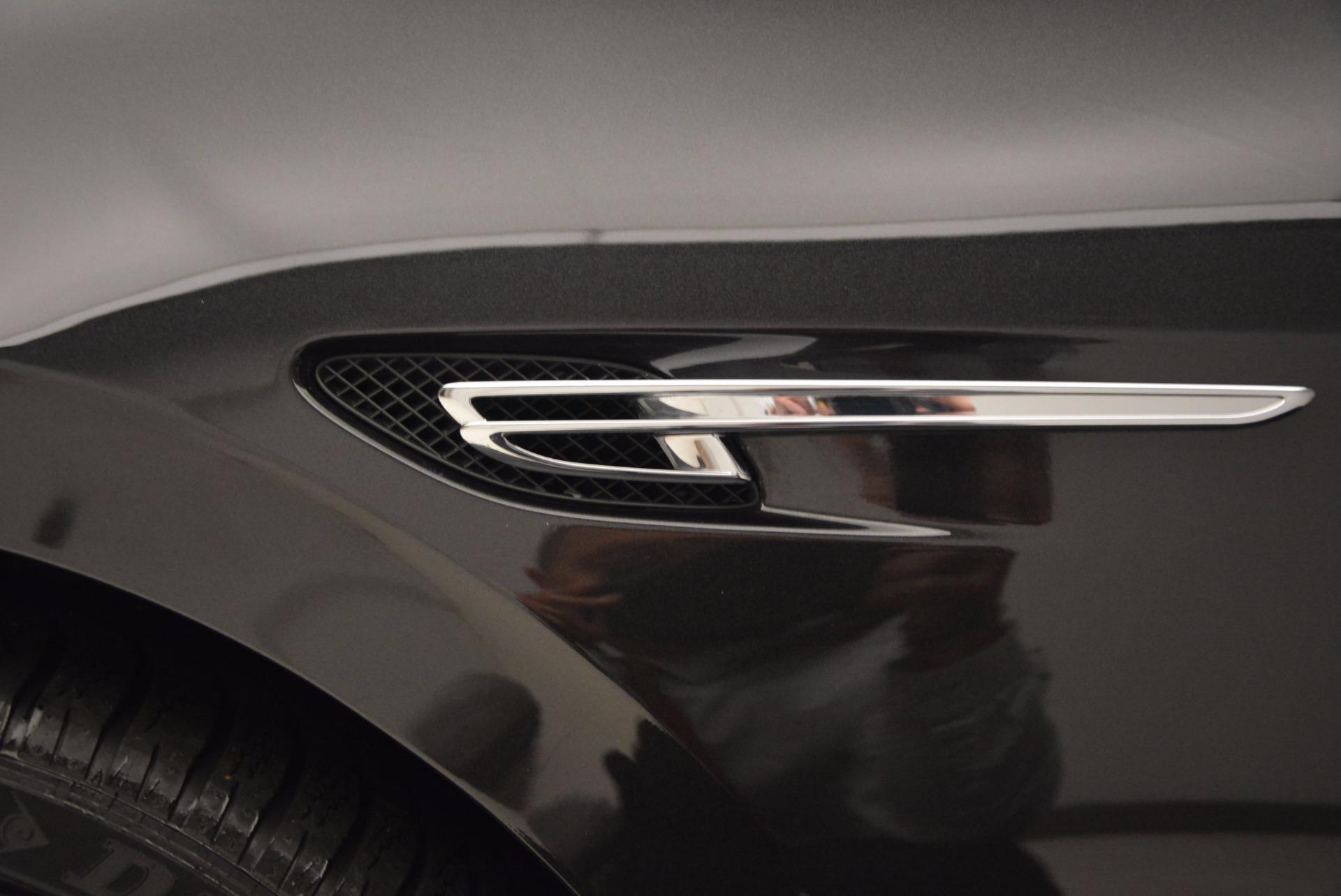 Used 2014 Bentley Flying Spur W12 For Sale In Westport, CT 1598_p23